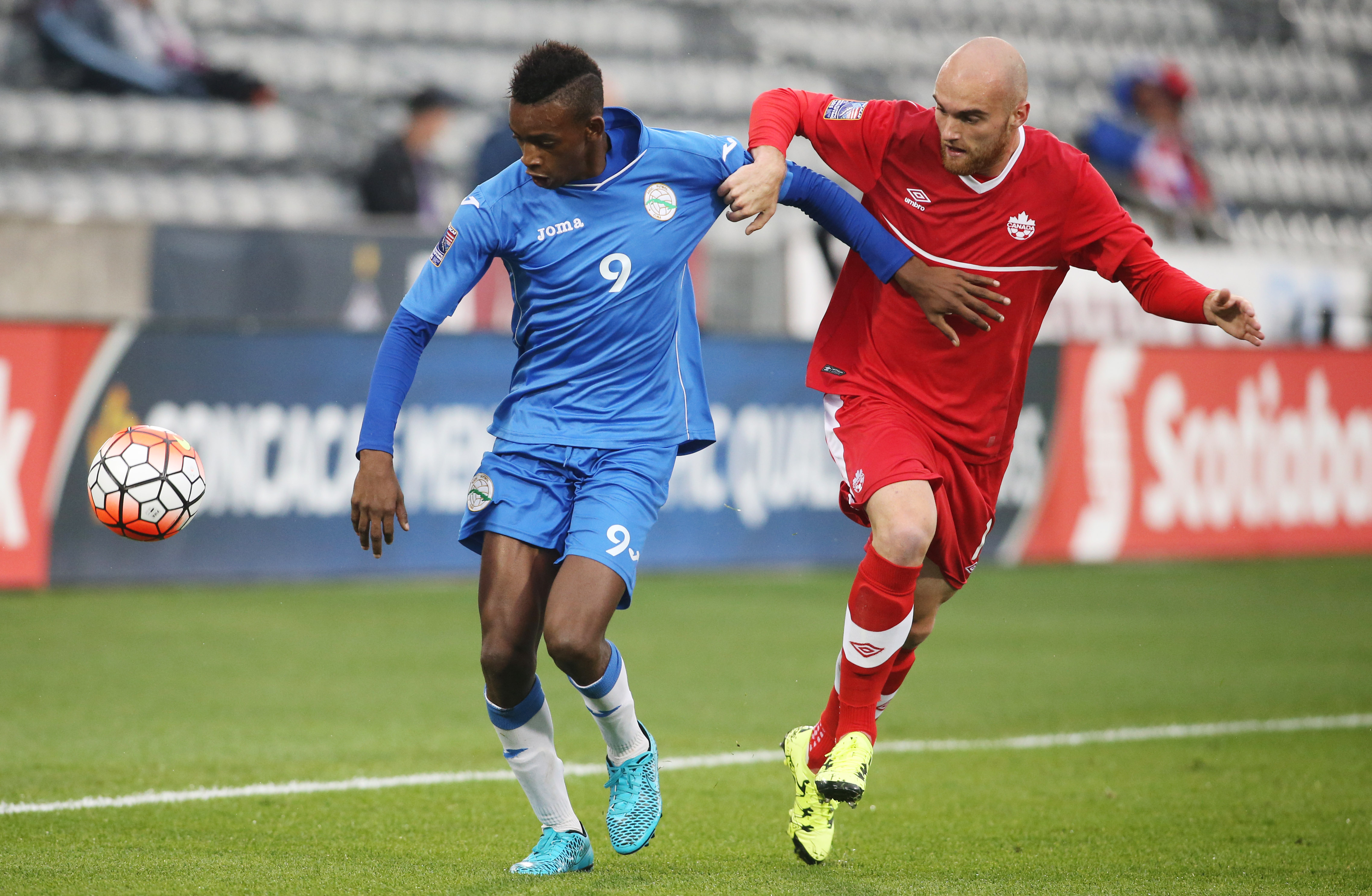 Soccer: CONCACAF Olympic Qualifying-Canada at Cuba
