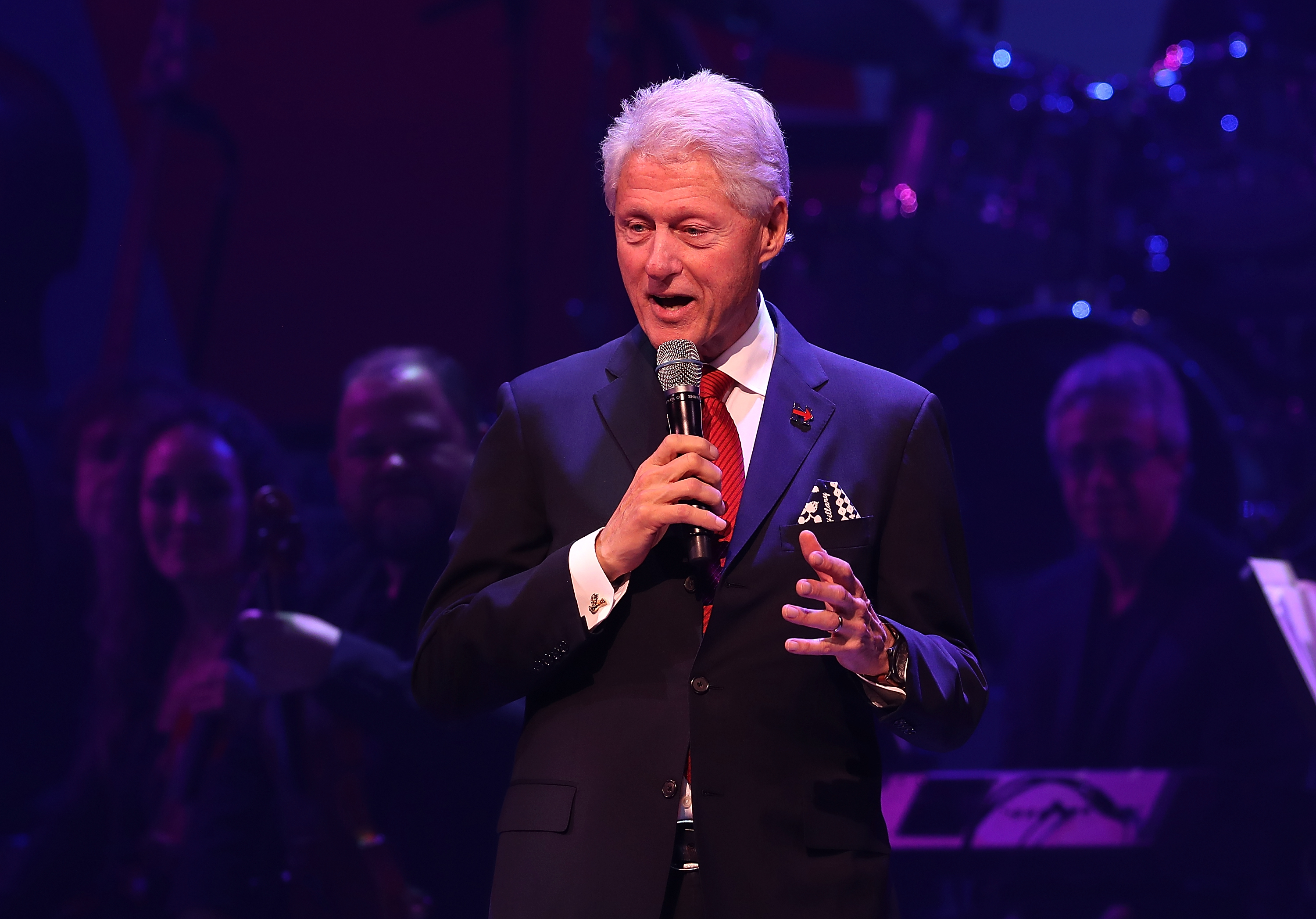Fundraiser Event Held For Hillary Clinton's Presidential Campaign In Manhattan