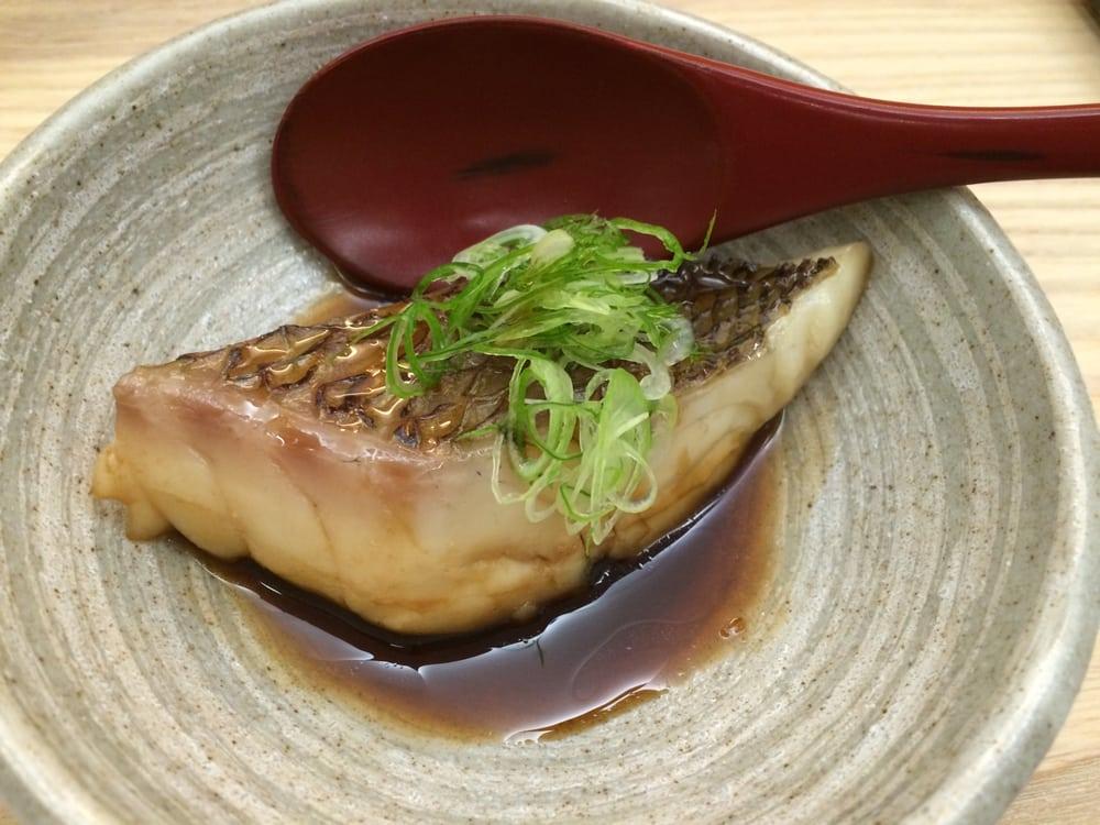 A bite from Kyoten Sushiko