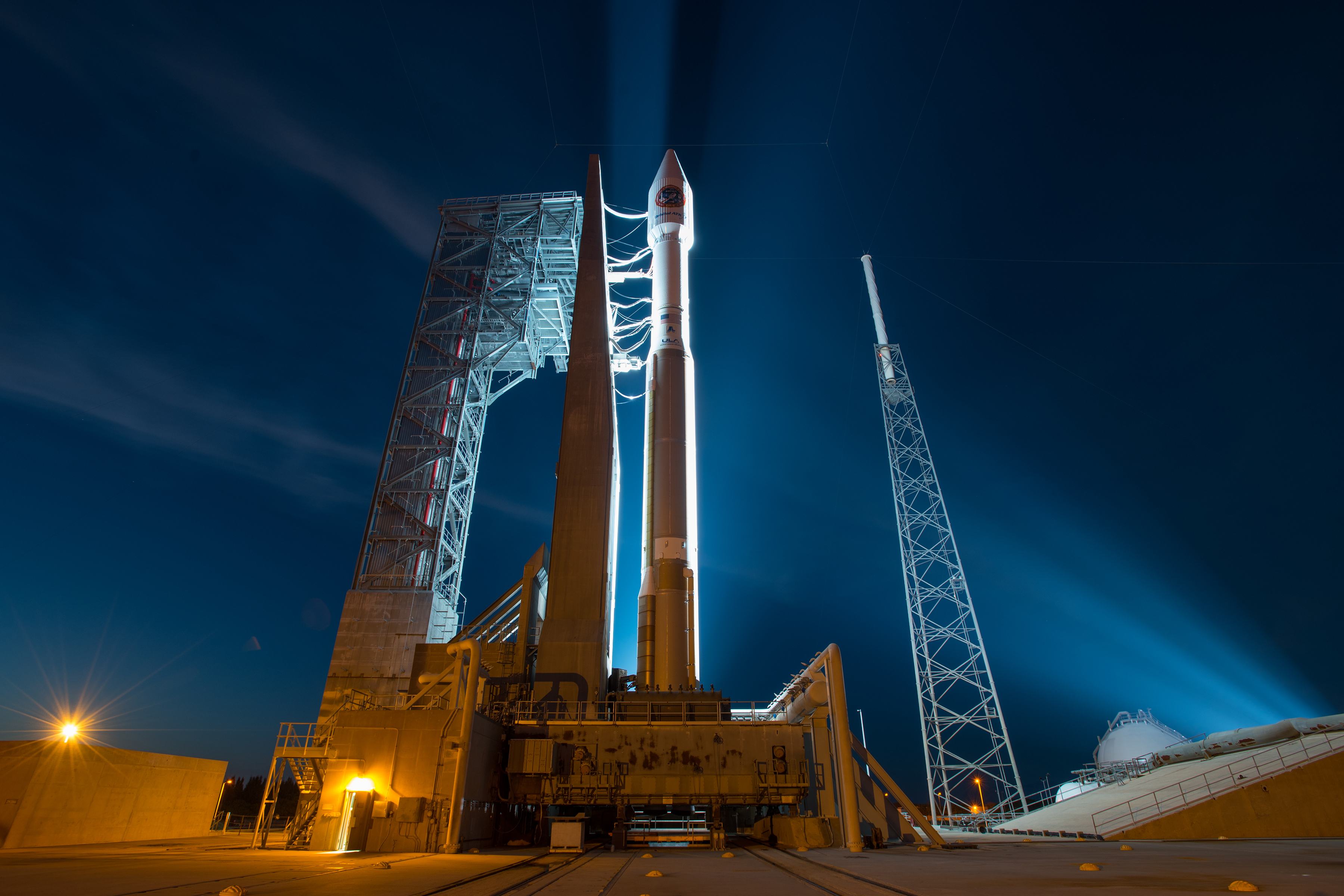 After successful Antares launch, NASA wants Orbital ATK to