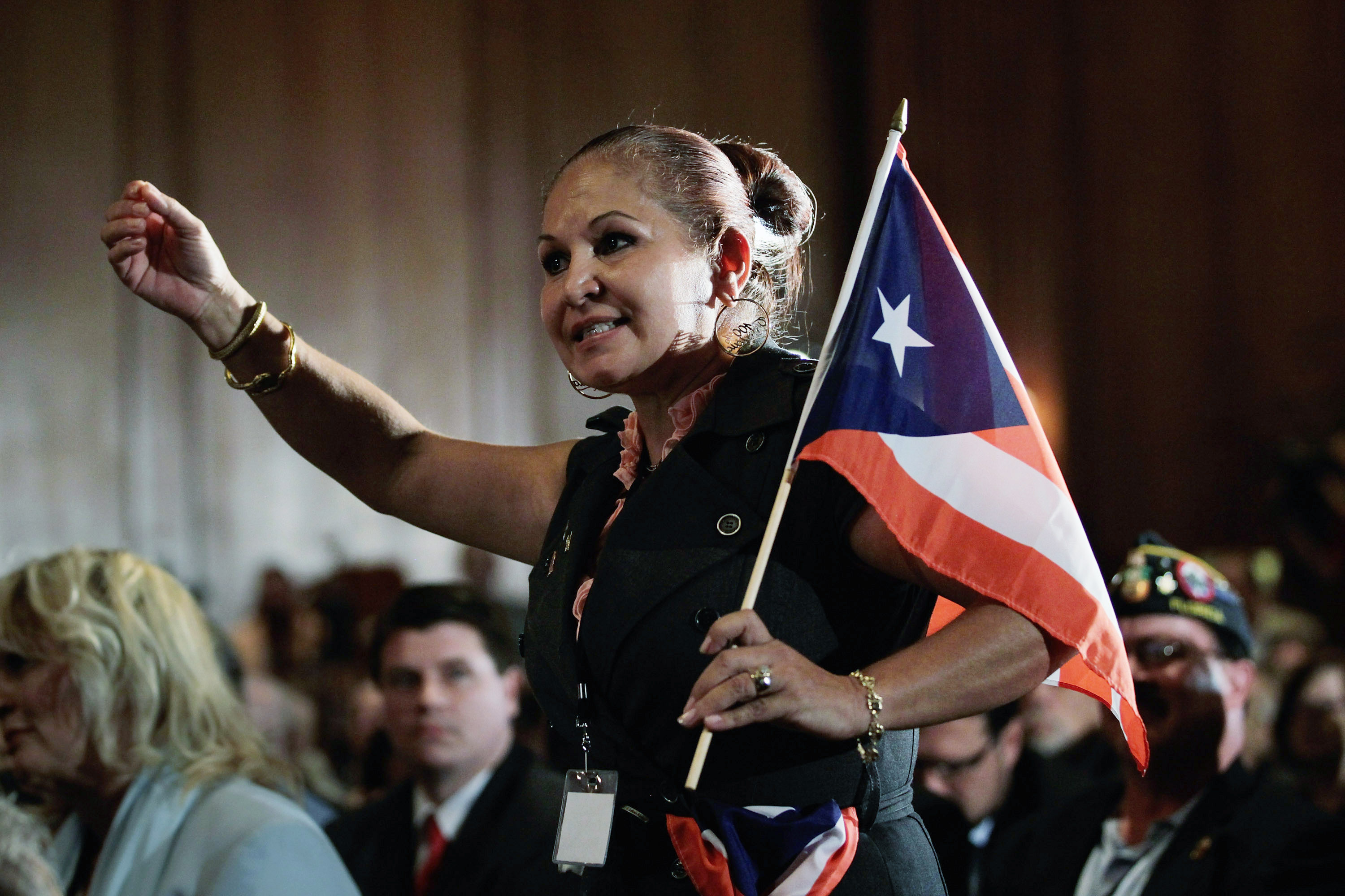 Puerto Rico's collapsing economy could win the election for Hillary Clinton