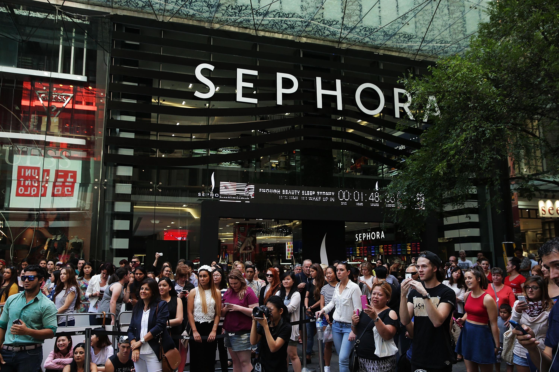 Sydney sephora