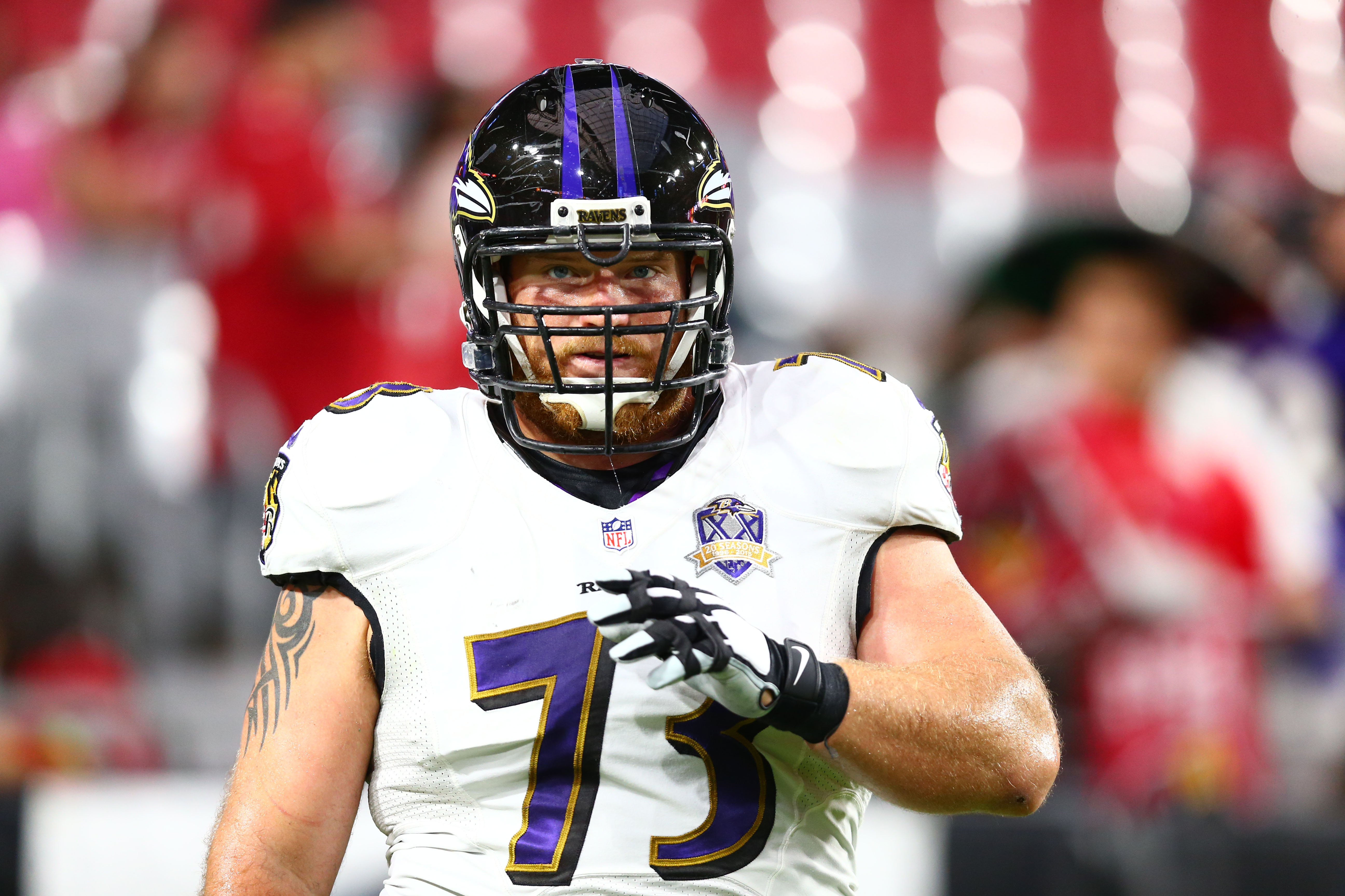 NFL: Baltimore Ravens at Arizona Cardinals