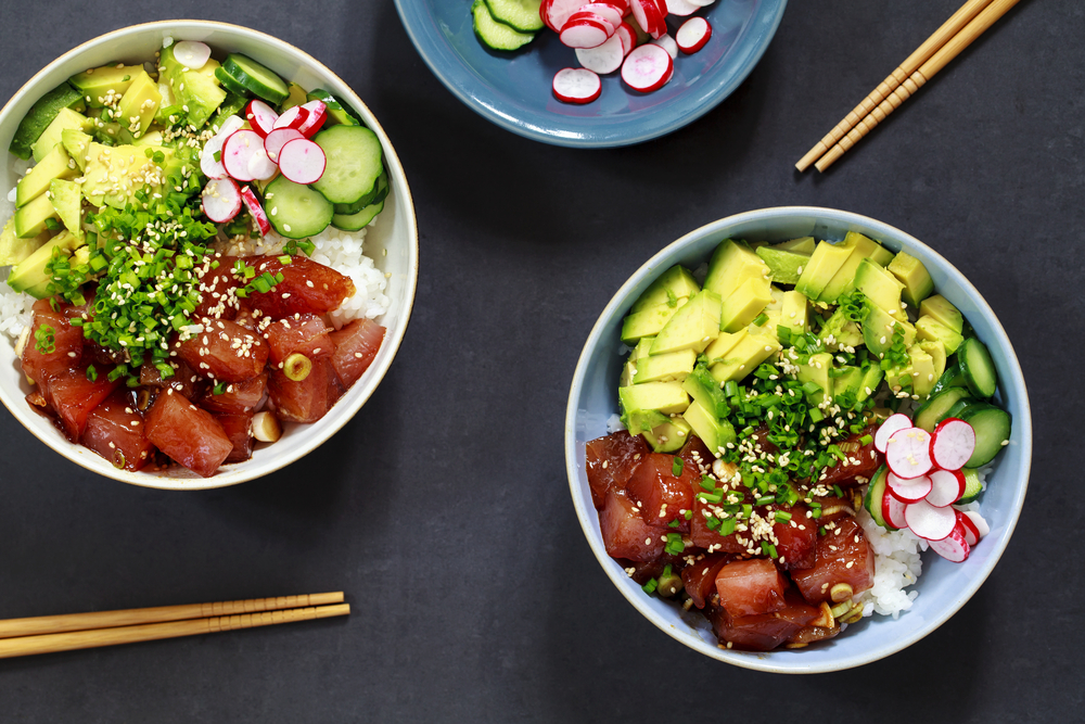 The Rapid Expansion of Poke in the Bay Area, Mapped