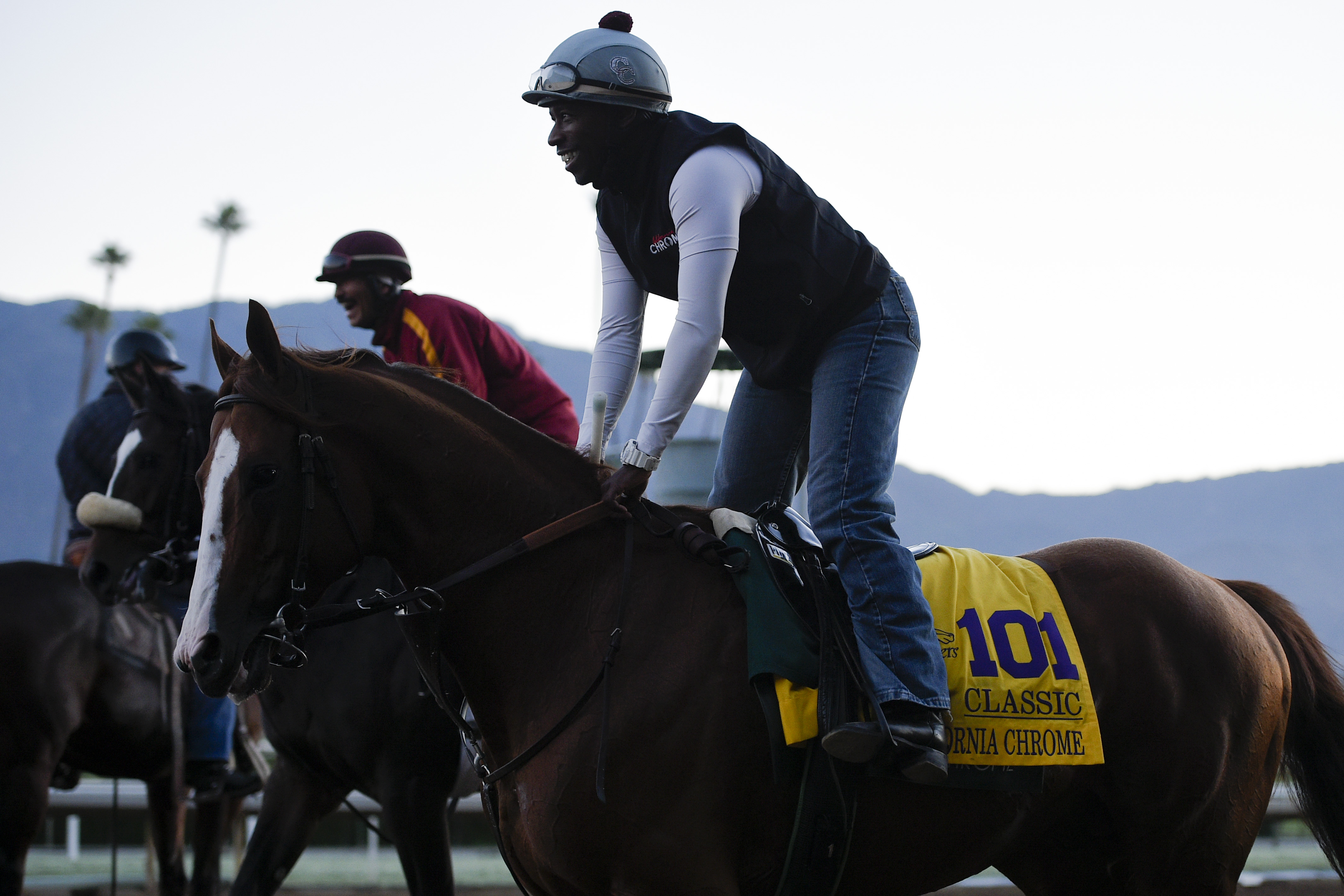 Horse Racing: 33rd Breeders Cup-Workouts