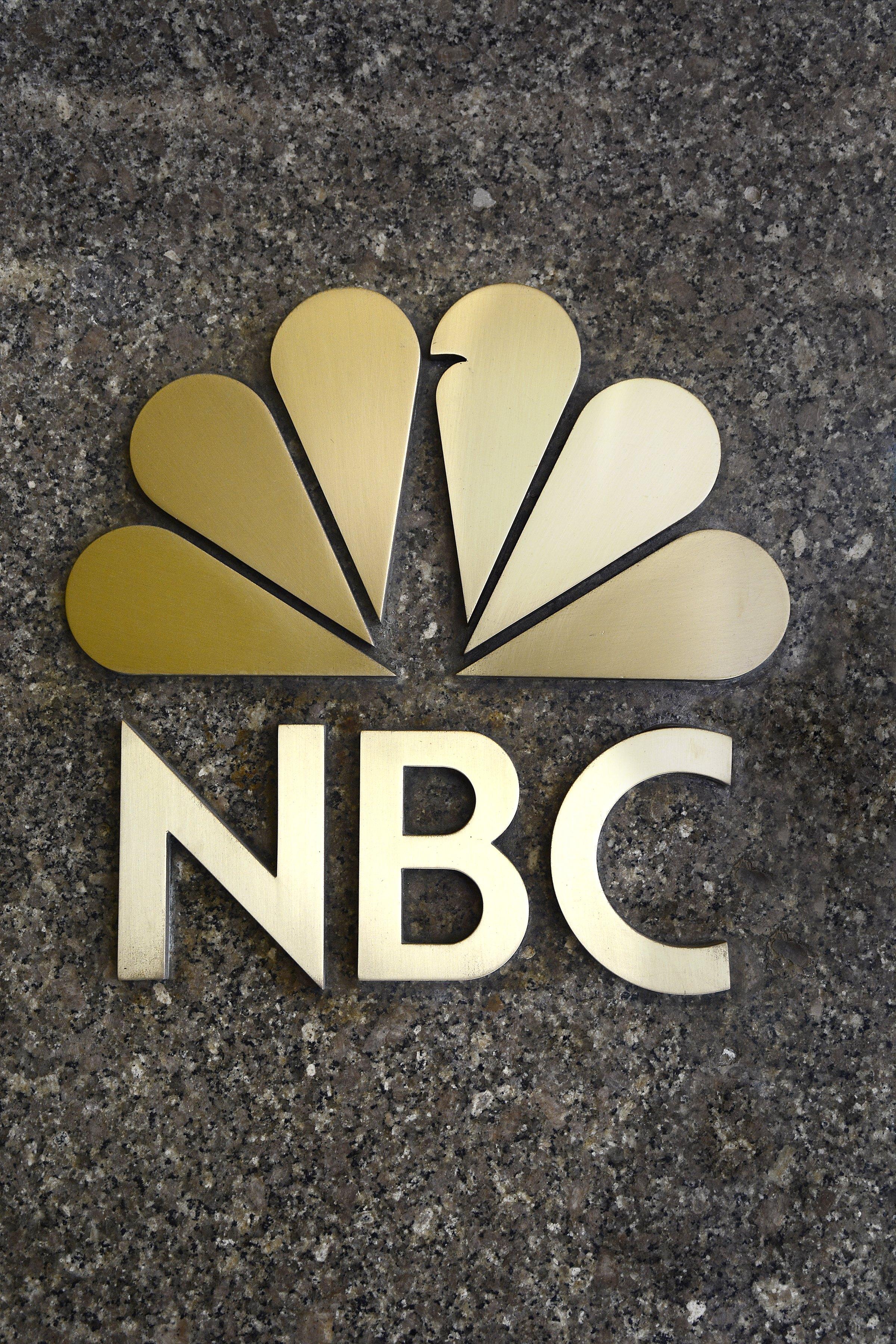 NBC logo (Robert Alexander/Getty Images)