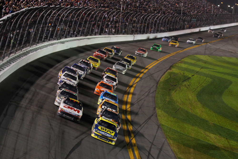 Which drivers will be in the field each week during the 2013 season?