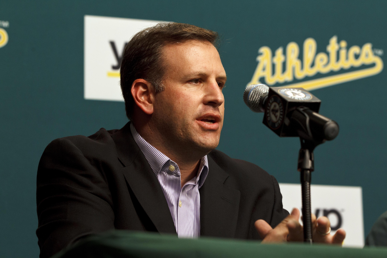 Oakland Athletics Introduce Jon Lester and Jonny Gomes