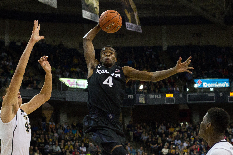 NCAA Basketball: Xavier at Wake Forest
