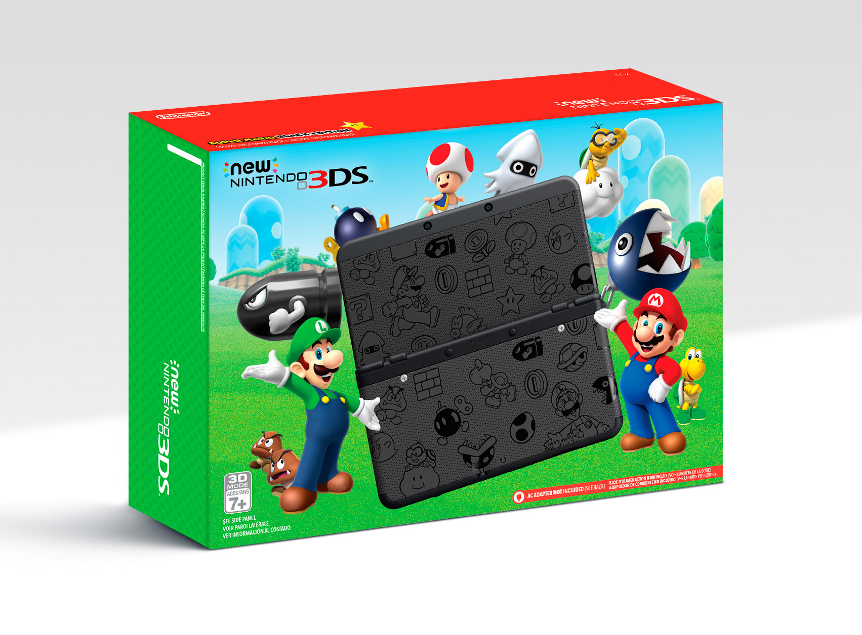 New Nintendo 3DS Black Friday deal, only $99 (update)