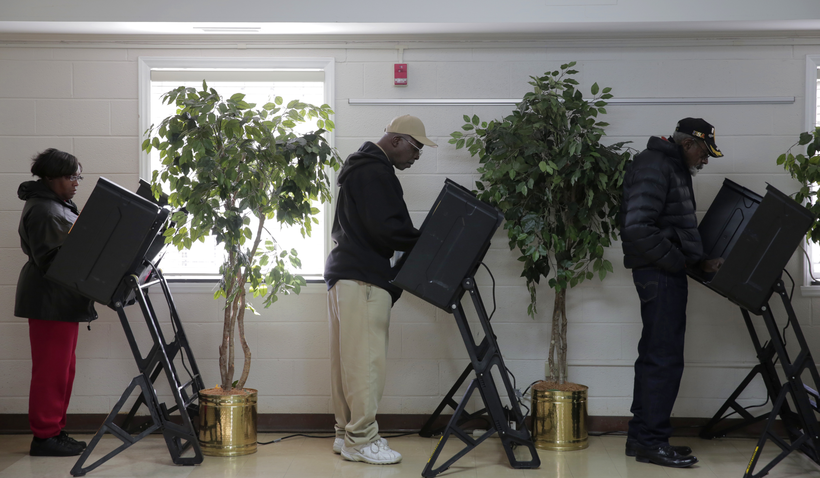 Why black voter turnout is down in North Carolina
