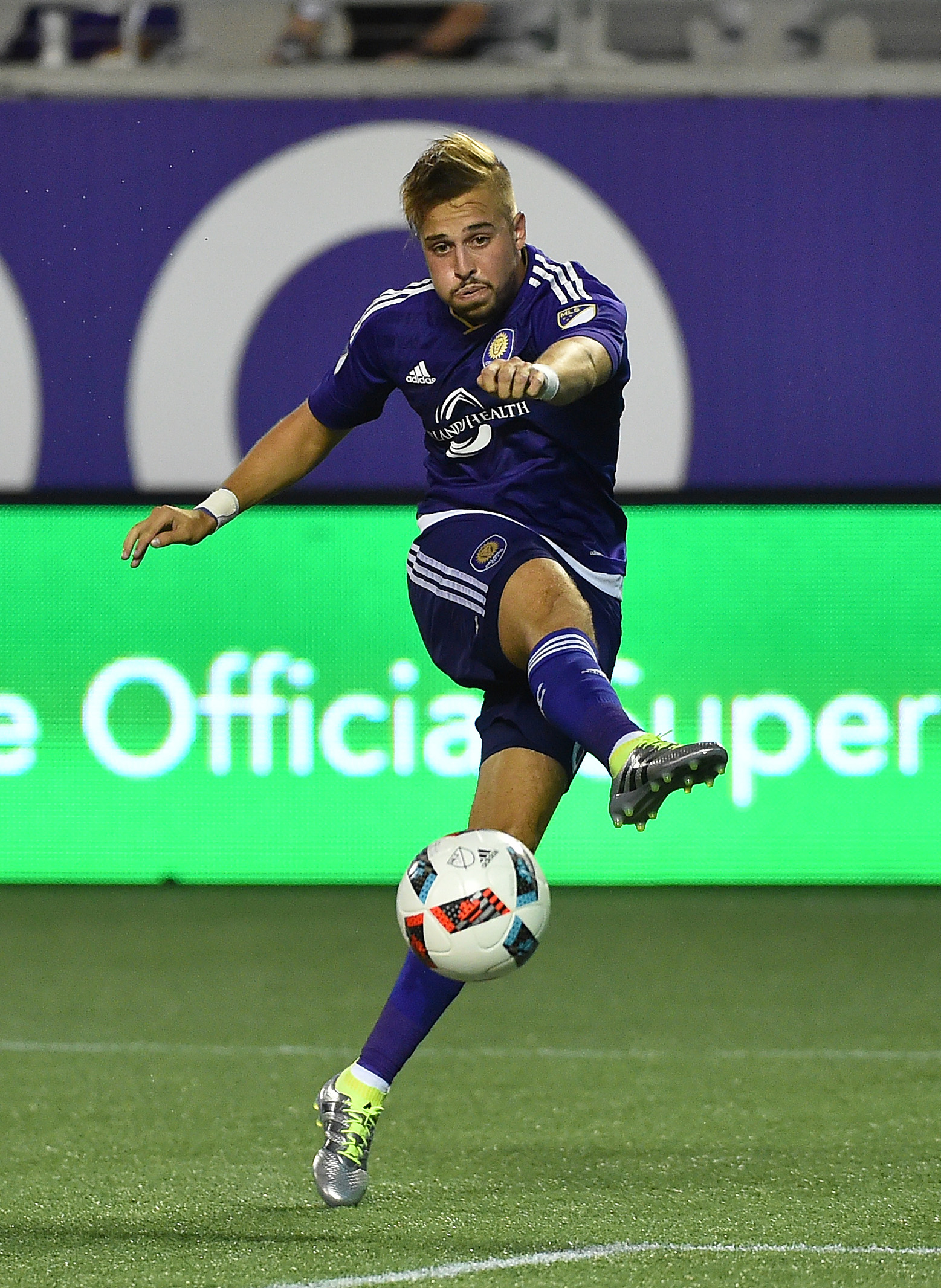 MLS: U.S. Open Cup-Fort Lauderdale Strikers at Orlando City SC