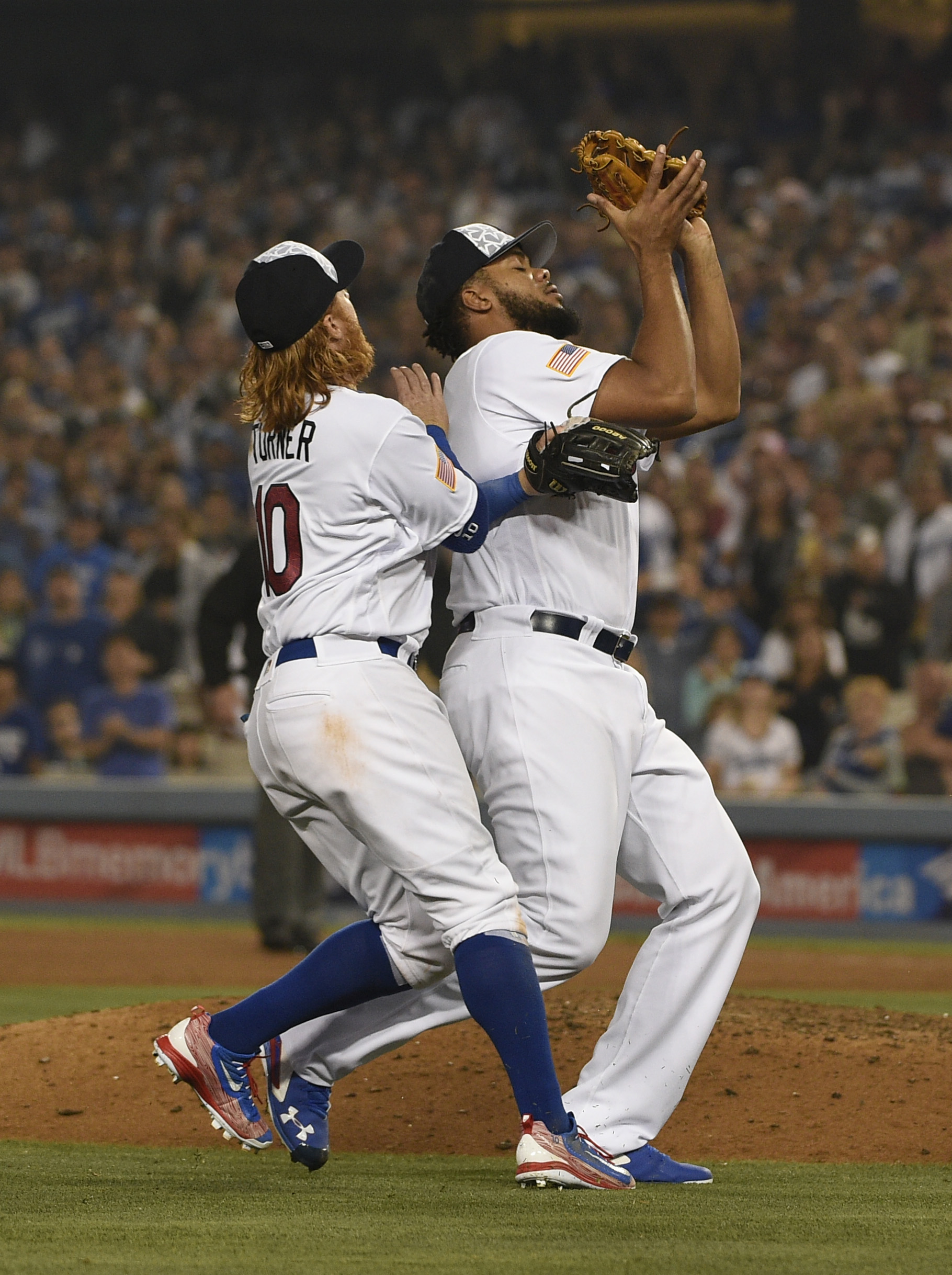 MLB: Baltimore Orioles at Los Angeles Dodgers