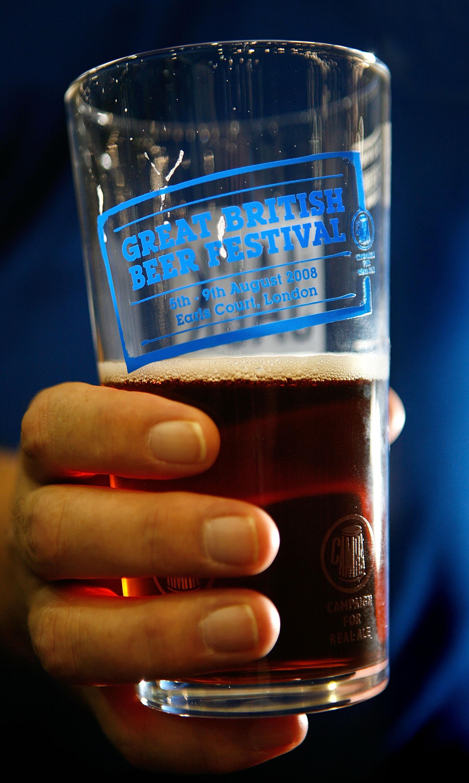 CAMRA British Beer Festival 2008