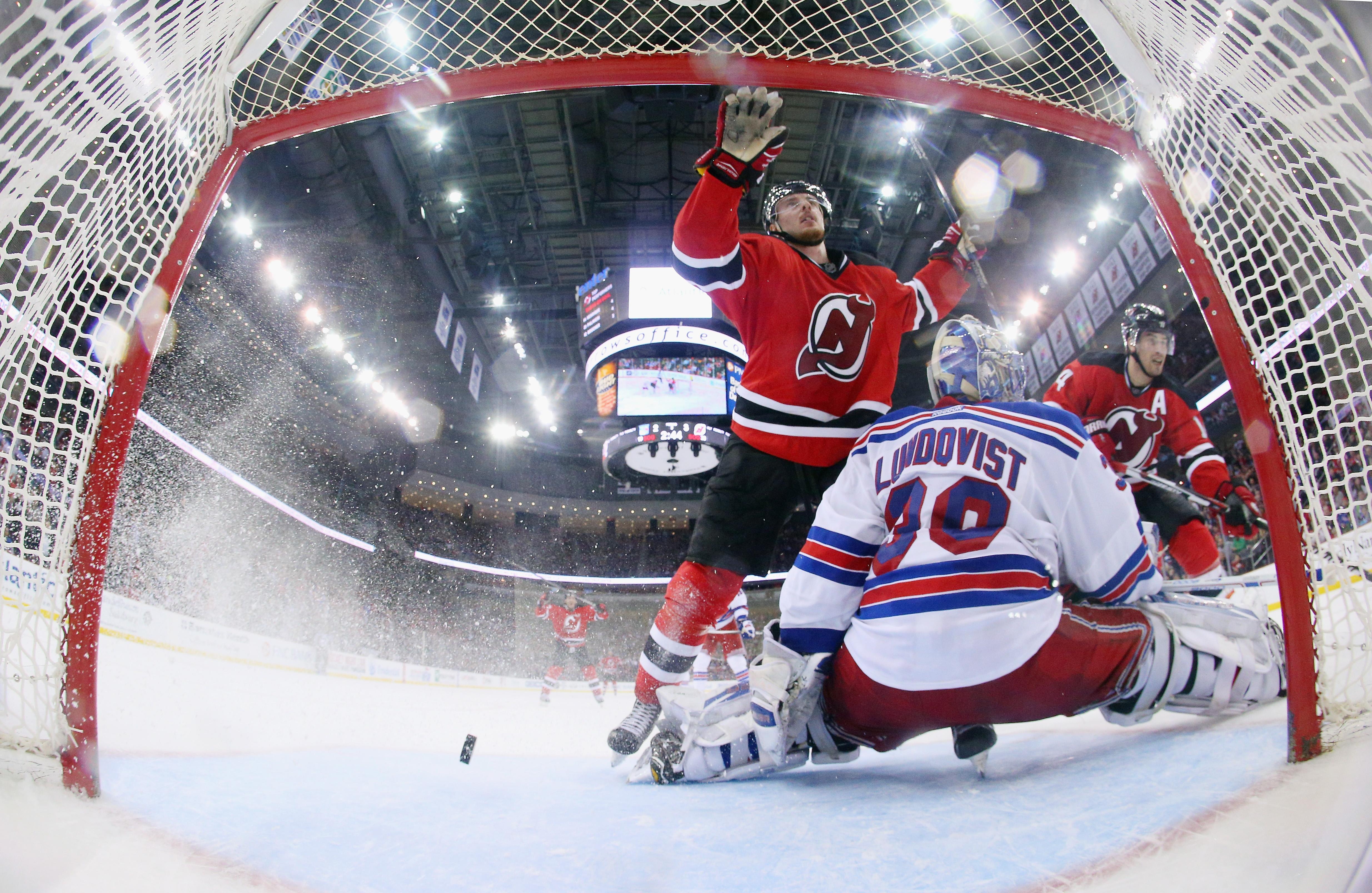 New York Rangers v New Jersey Devils