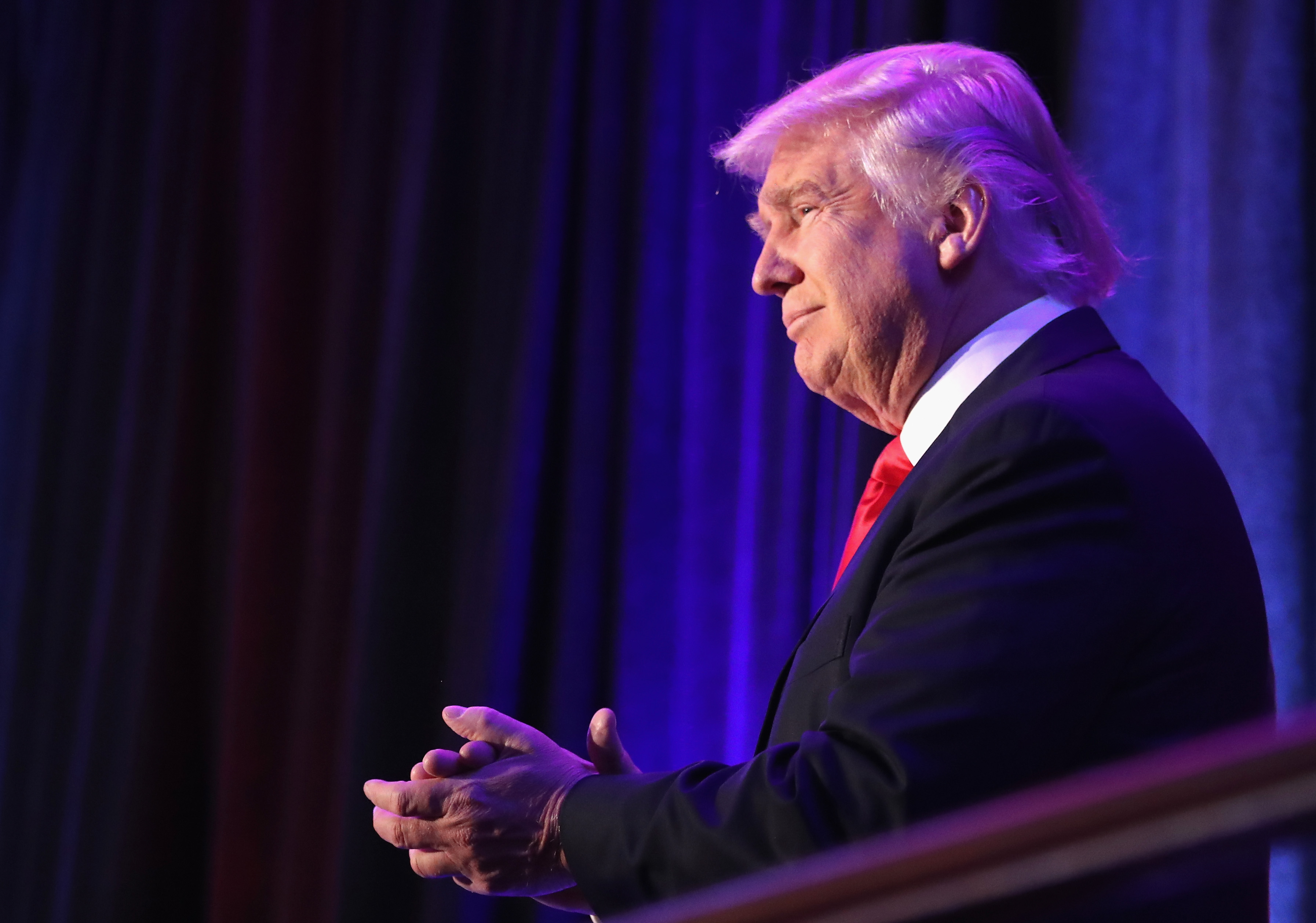 Here is Donald Trump's plan for his first 100 days