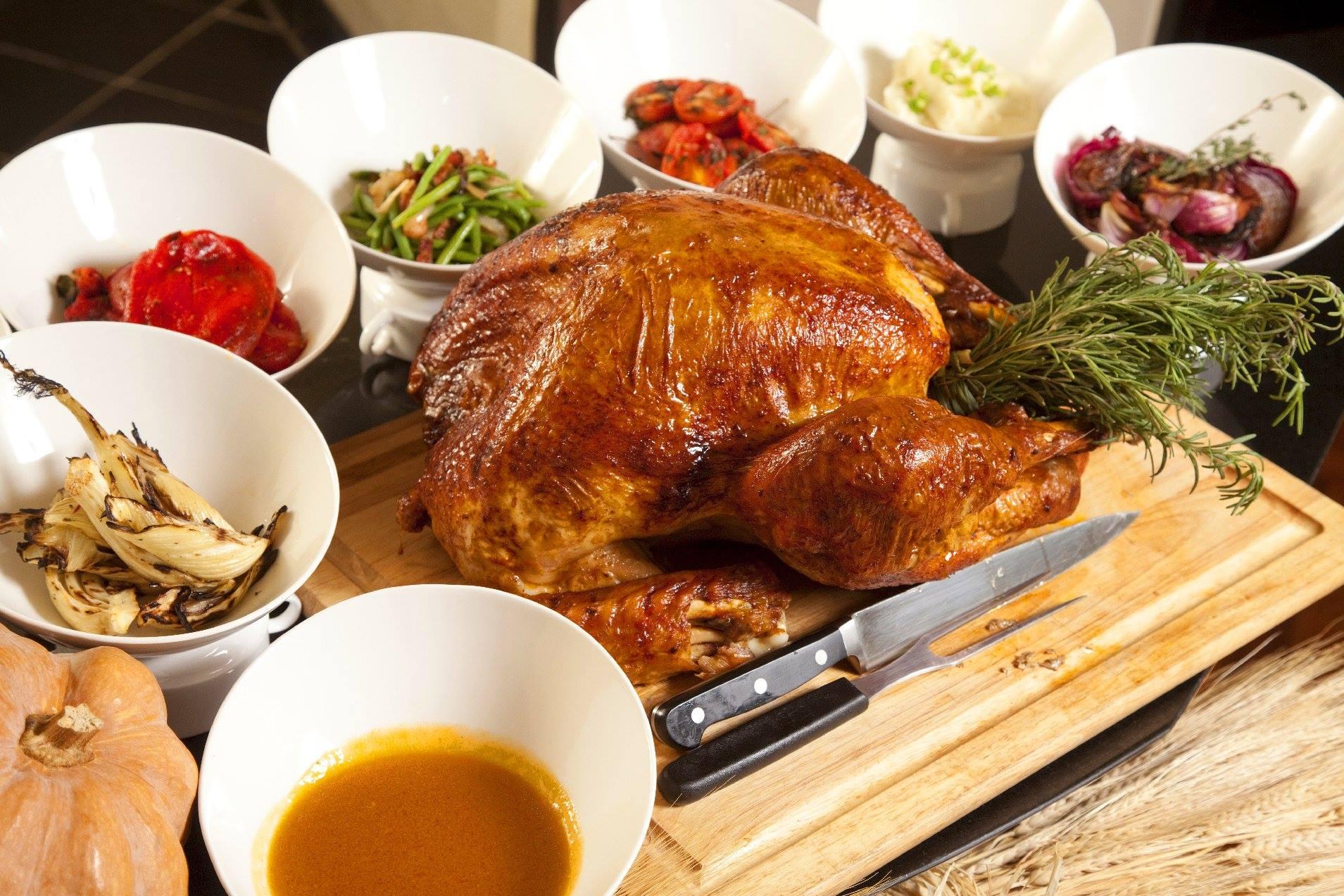 Turkey at Blue Duck Tavern
