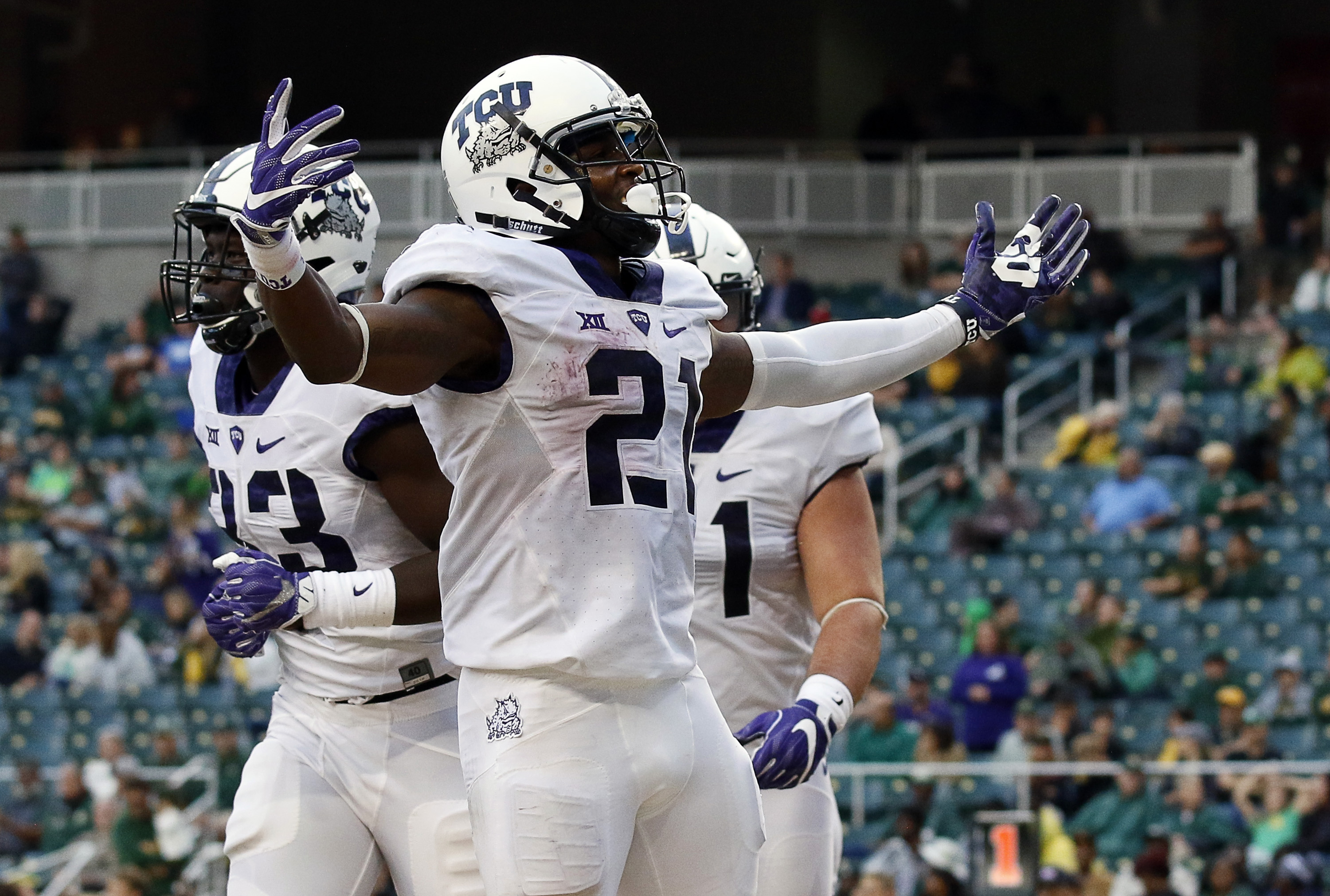 The Frogs are back on the rise after a Powerful performance in Waco