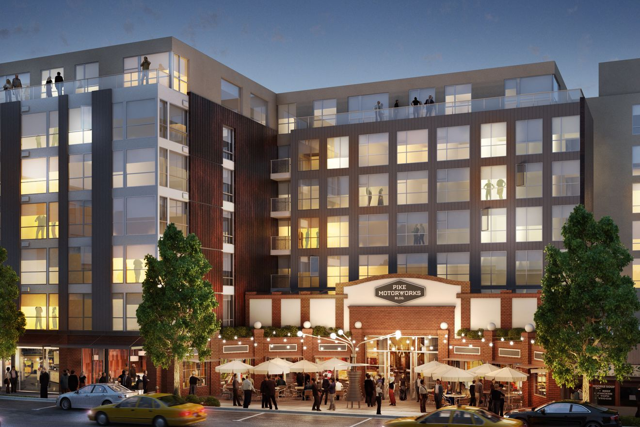 Redhook's future home on Capitol Hill