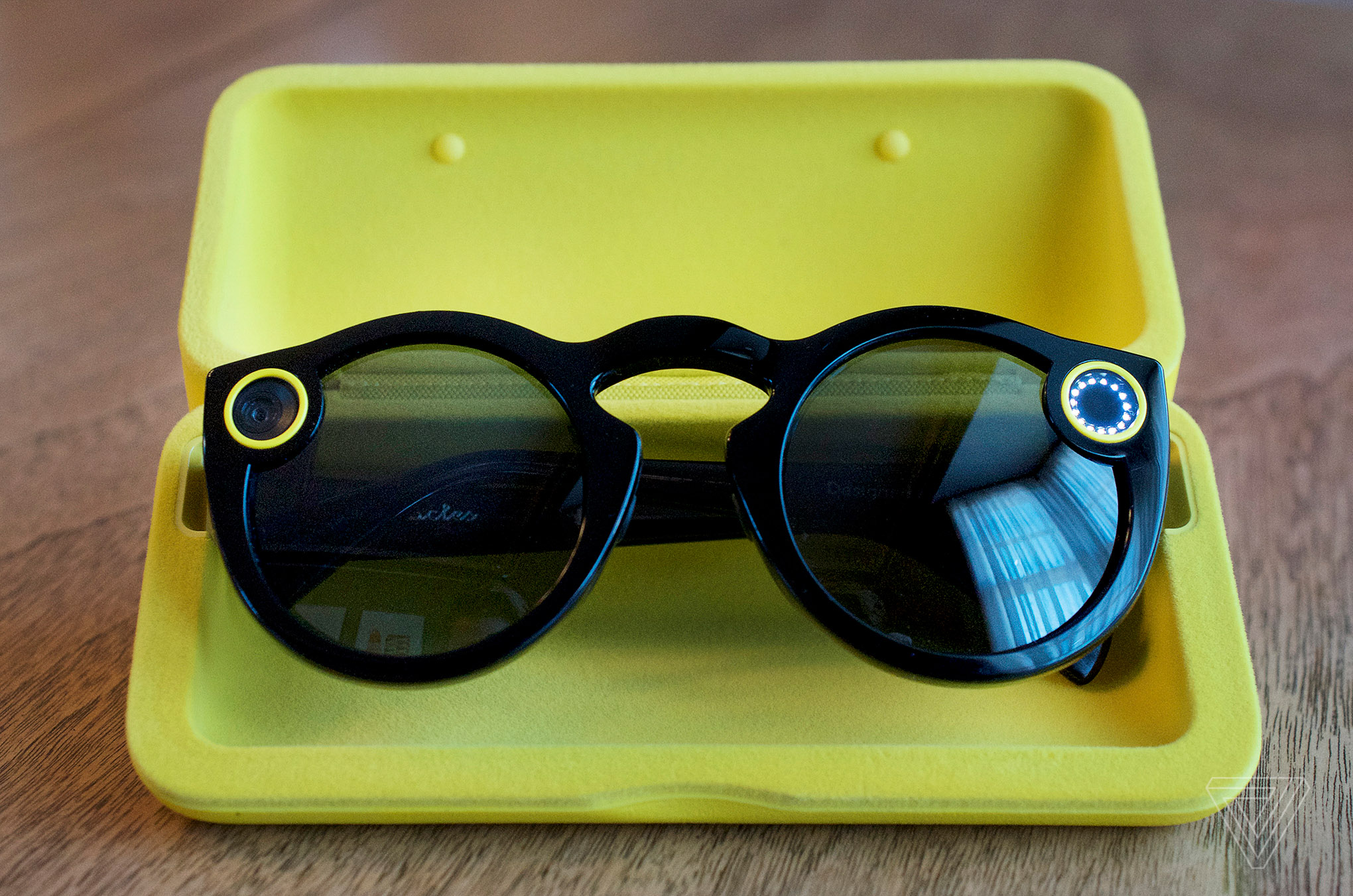 e94e5da588cf Snapchat Spectacles are here and they are ridiculously fun - The Verge