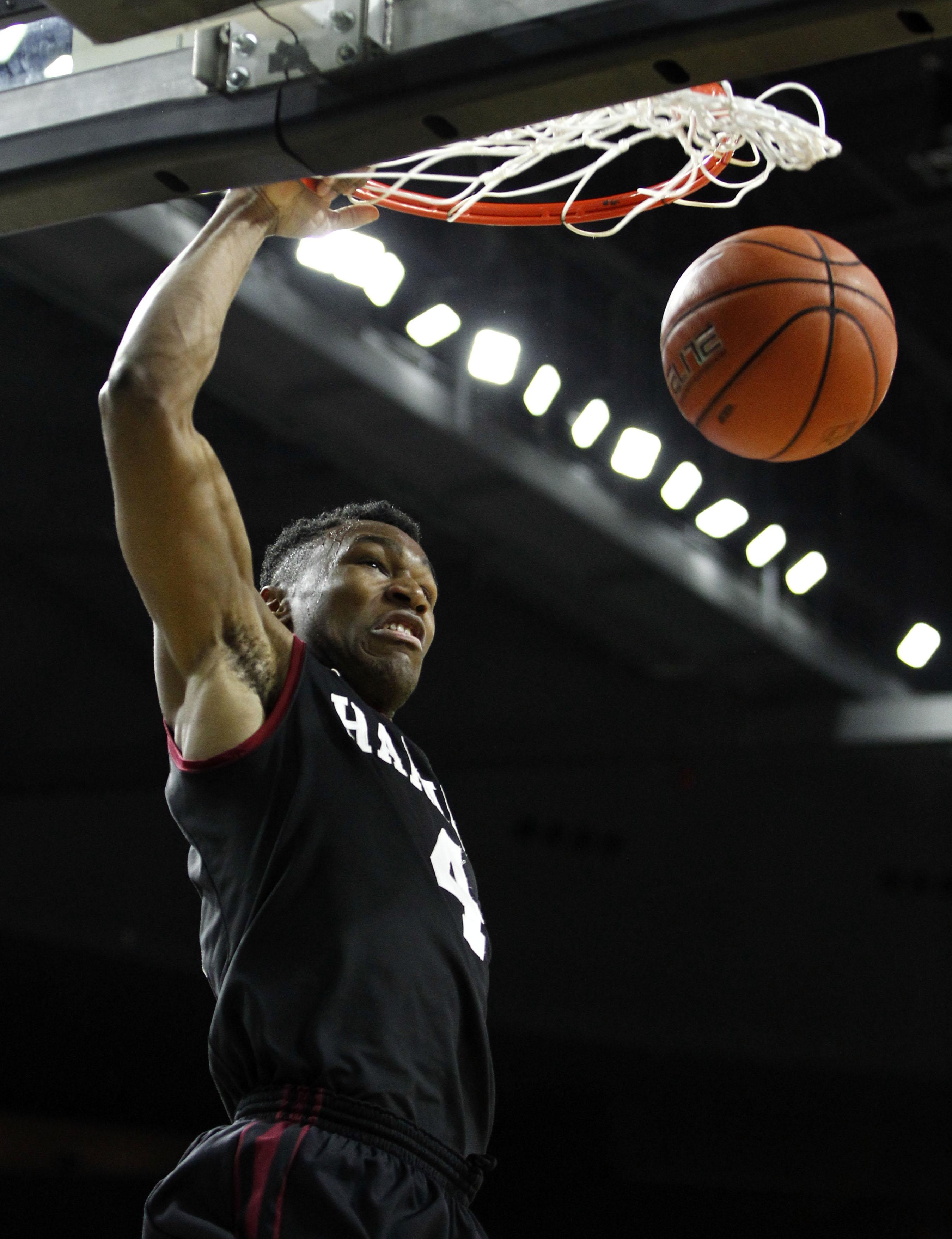 NCAA Basketball: Harvard at Providence