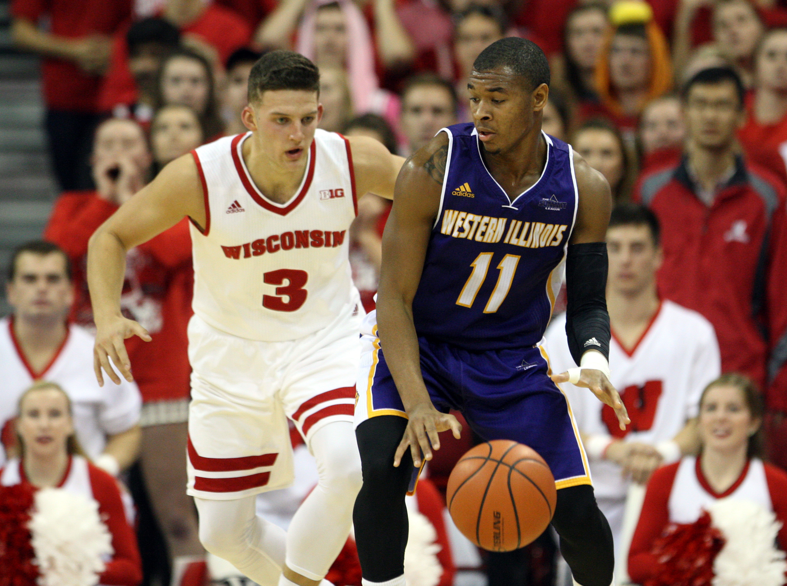 Western Illinois invades Bramlage for the first time since the Jacob Pullen era.