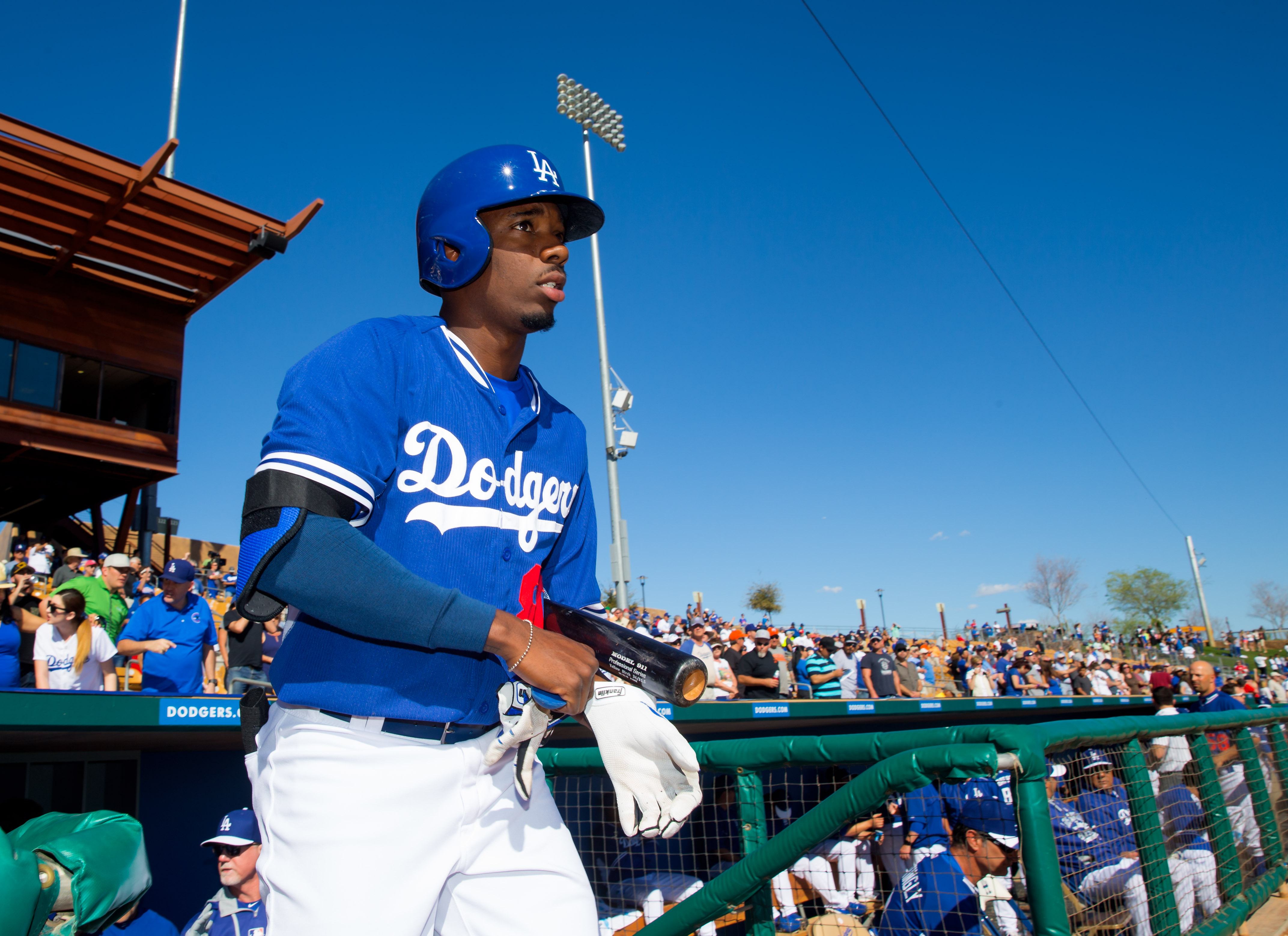 MLB: Chicago White Sox at Los Angeles Dodgers