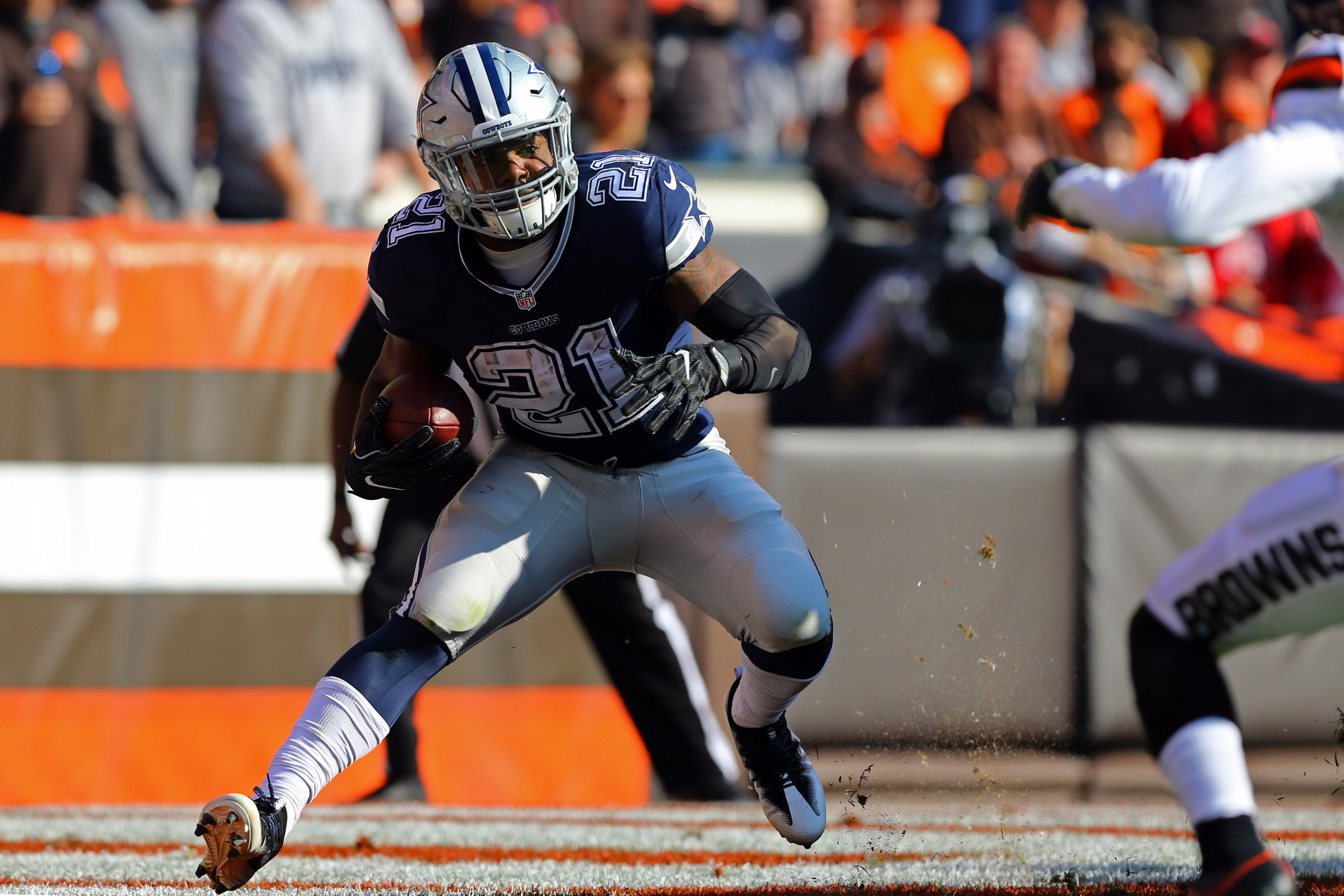 NFL: Dallas Cowboys at Cleveland Browns