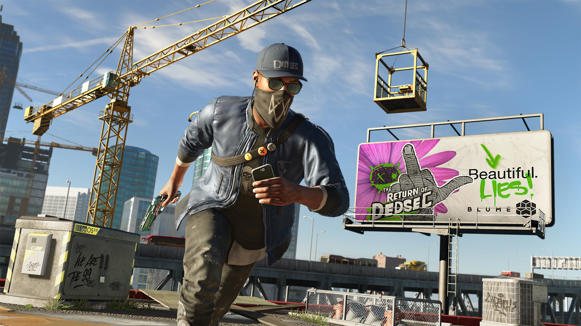 Watch Dogs 2 is exactly what the original game should have