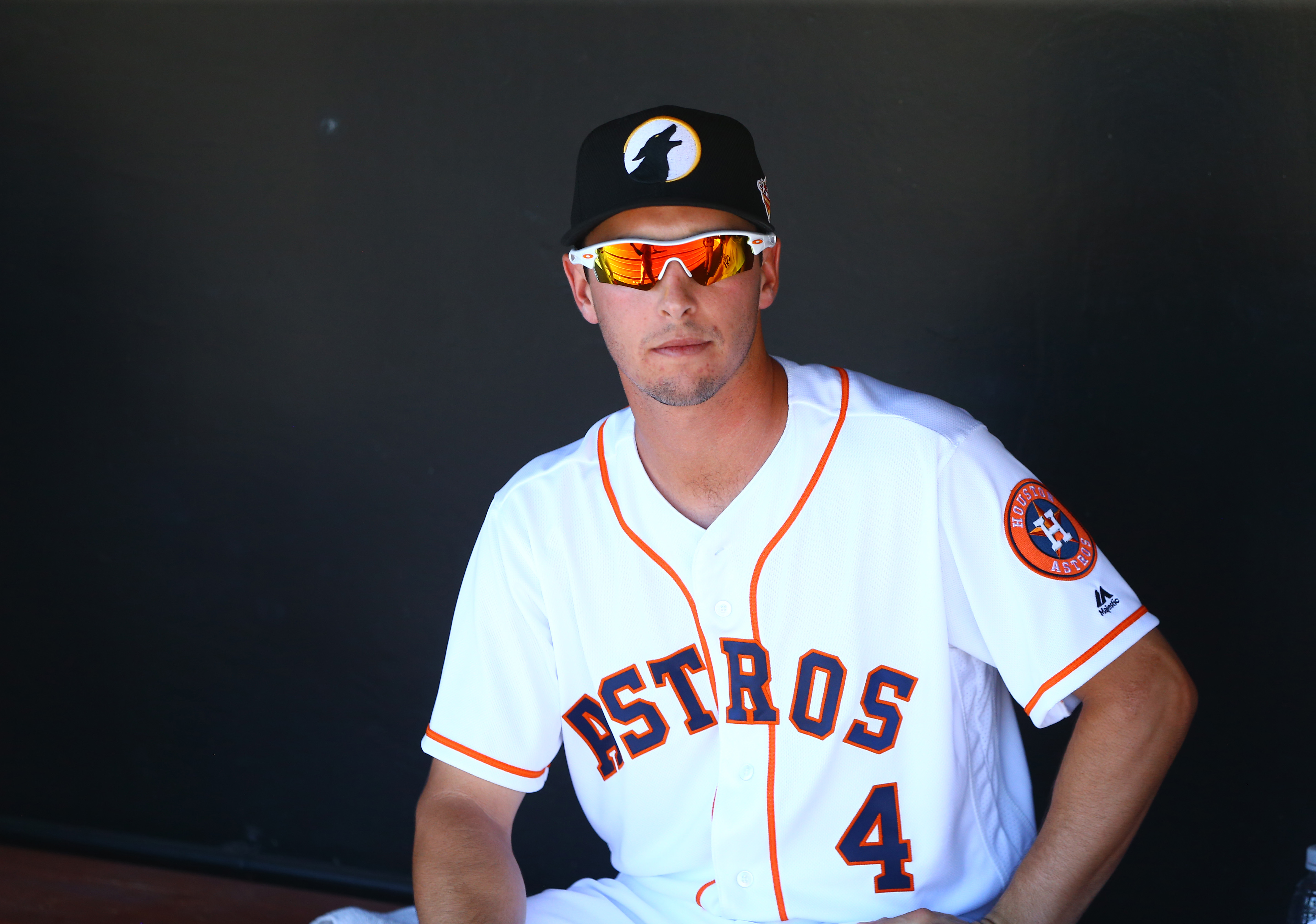Catcher Garrett Stubbs