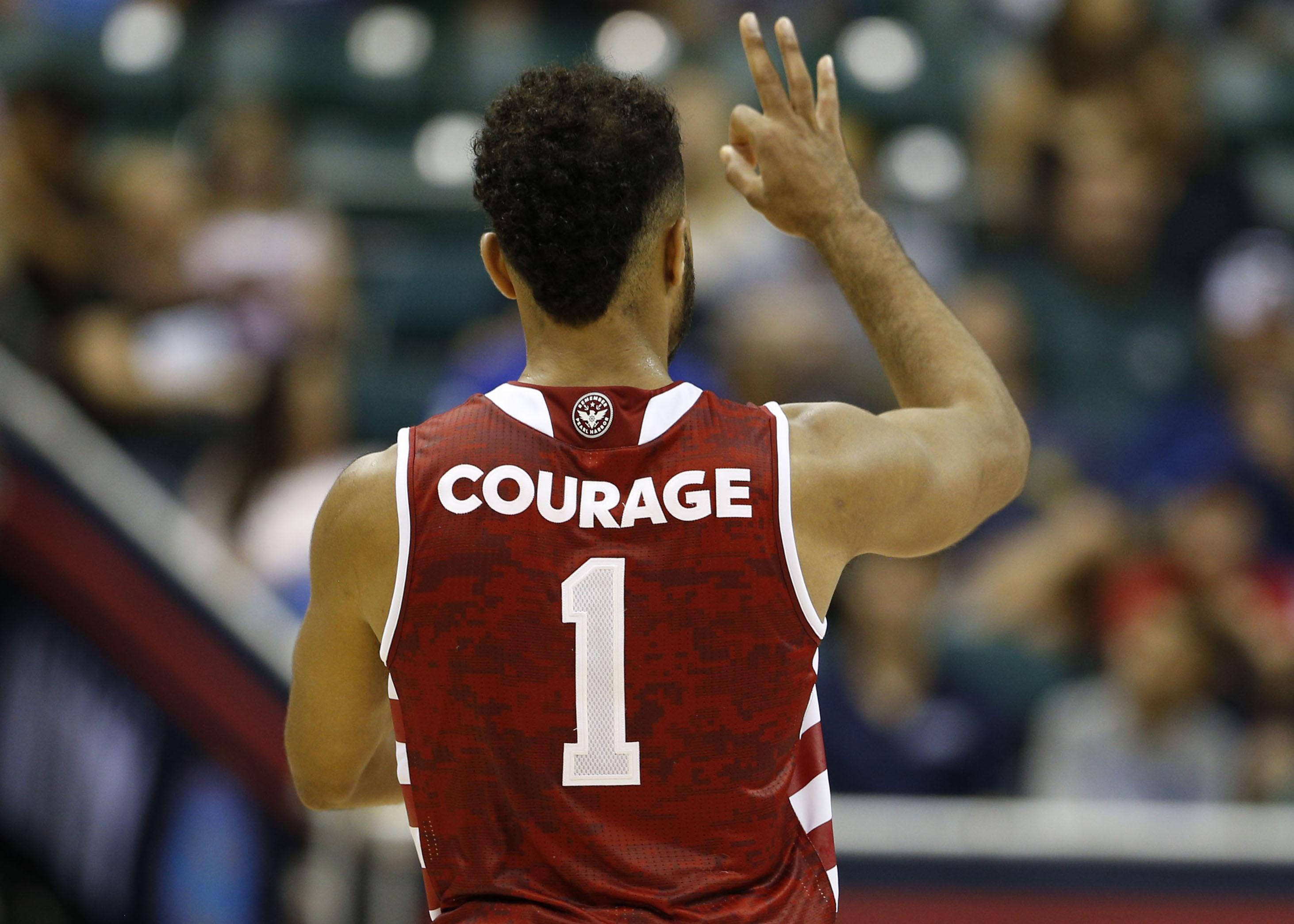 NCAA Basketball: Armed Forces Classic-Indiana vs Kansas