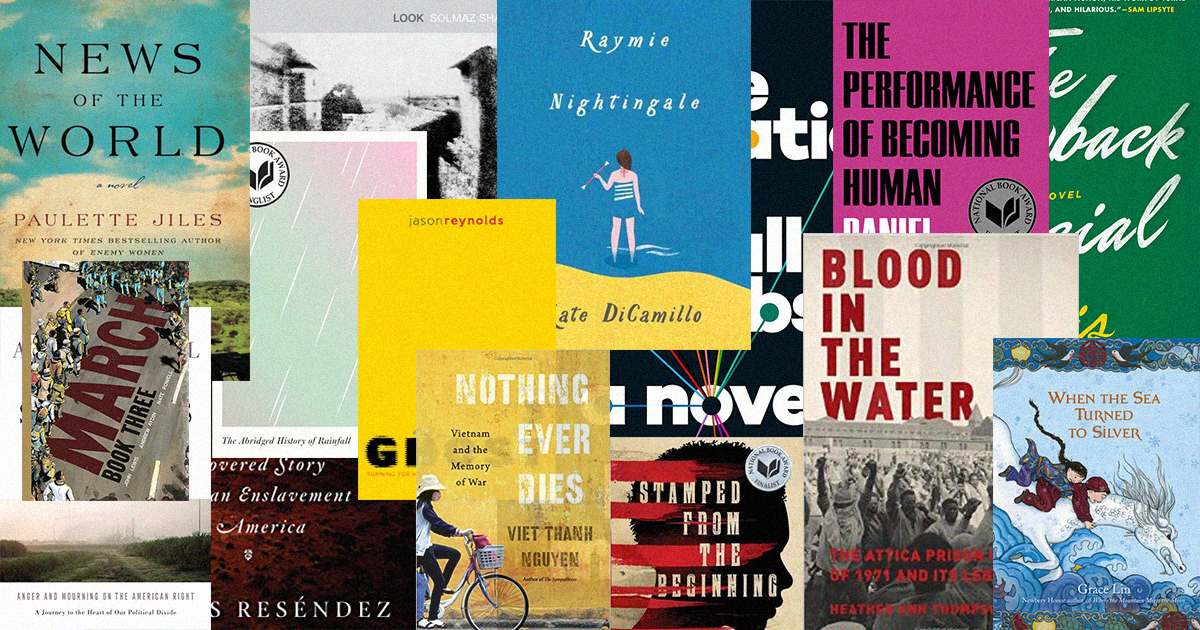 We read all 20 National Book Award nominees for 2016. Here's what we thought.