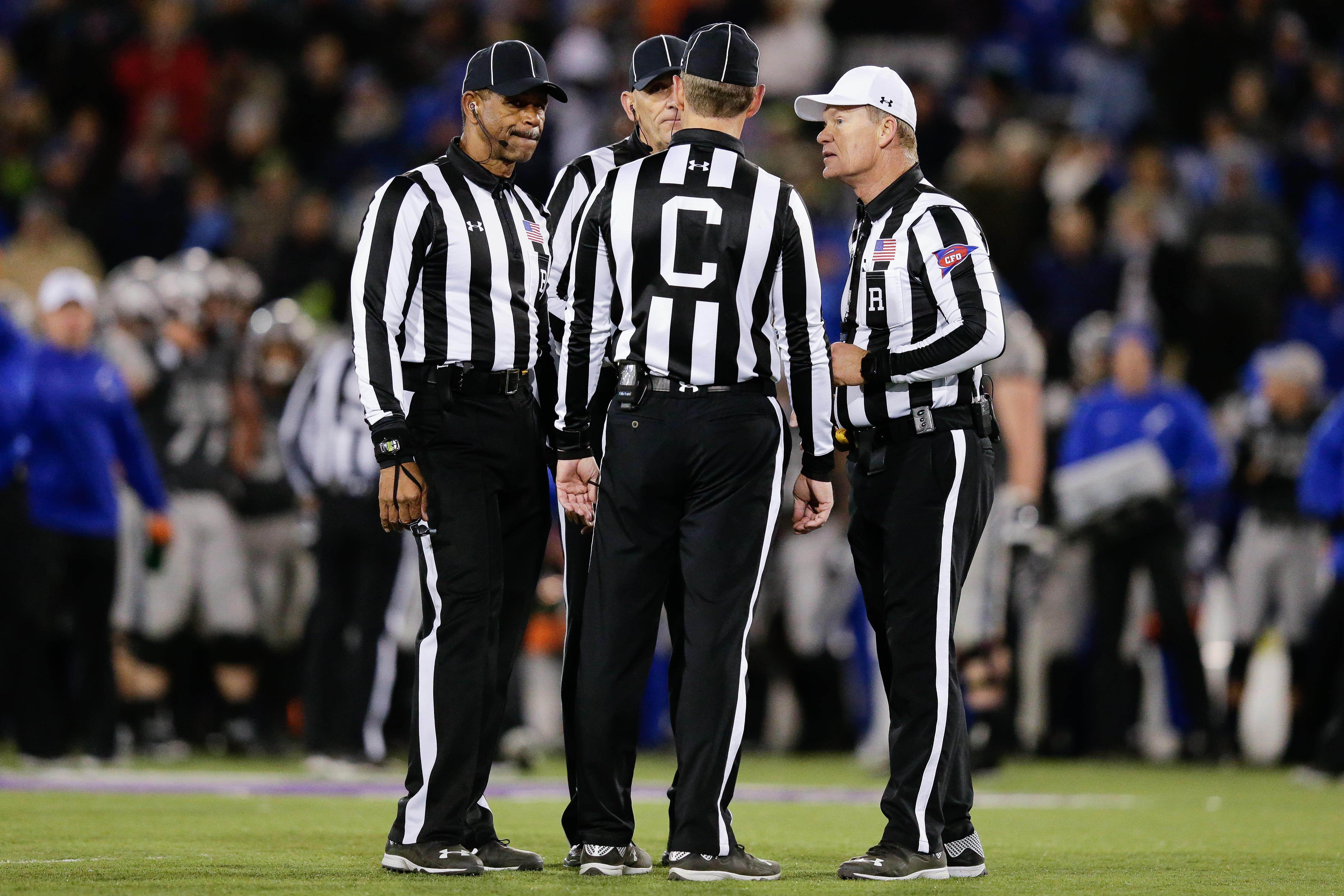 NCAA Football Referees