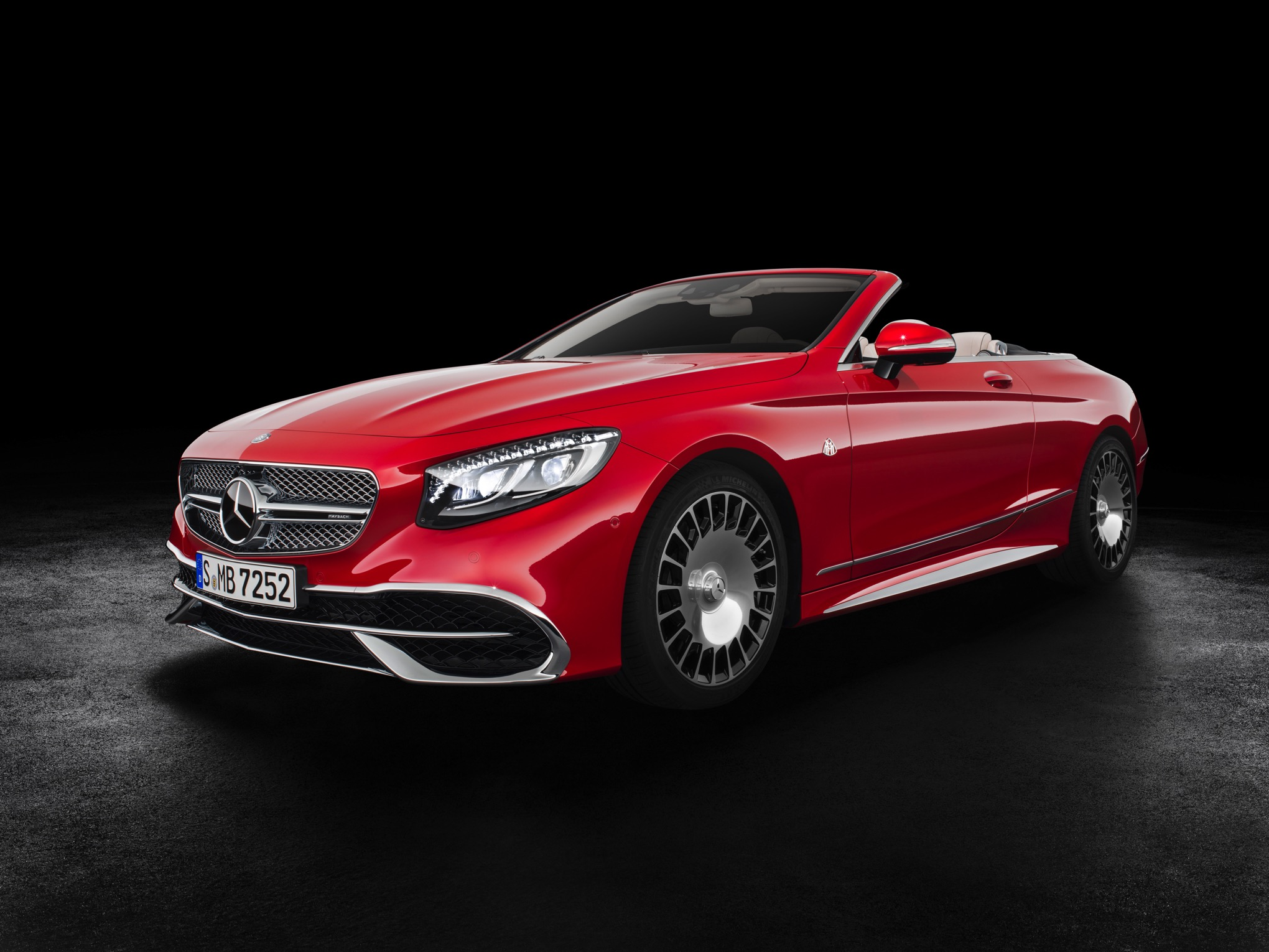 The New Mercedes Maybach S 650 Could Be Ultimate Luxury Convertible