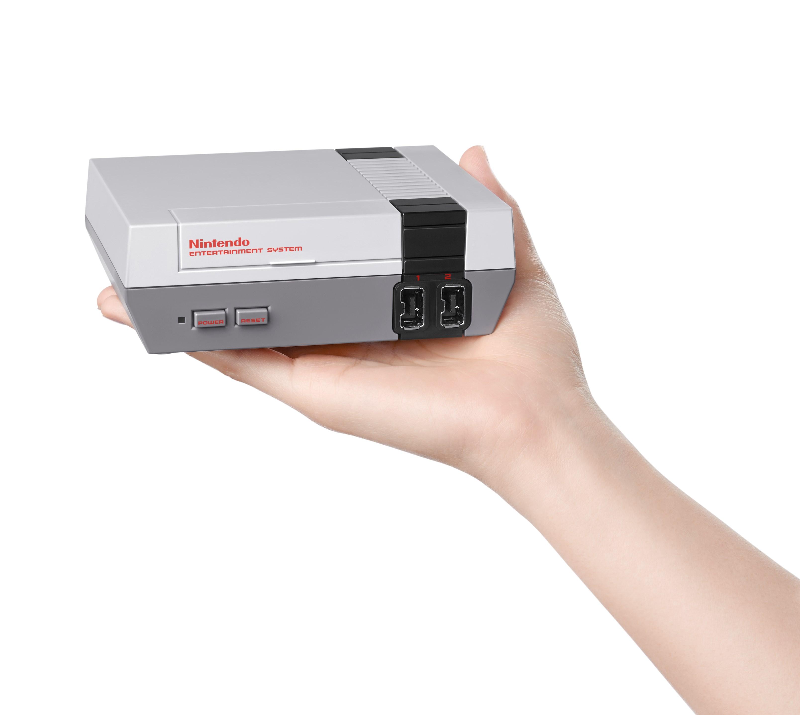 Walmart promises NES Classic stock all week