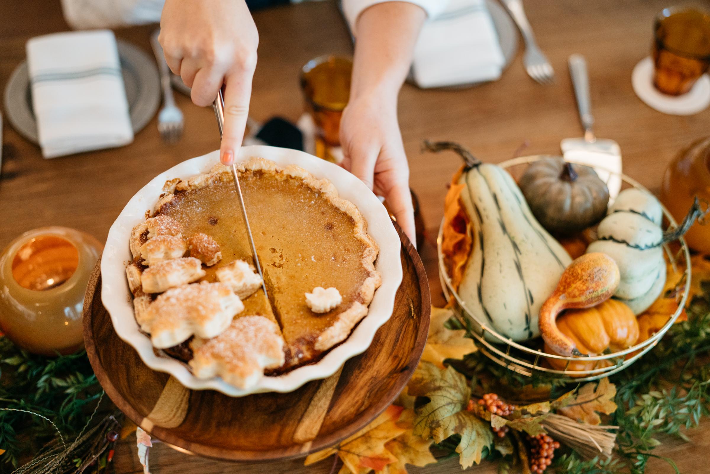 Manana's pie