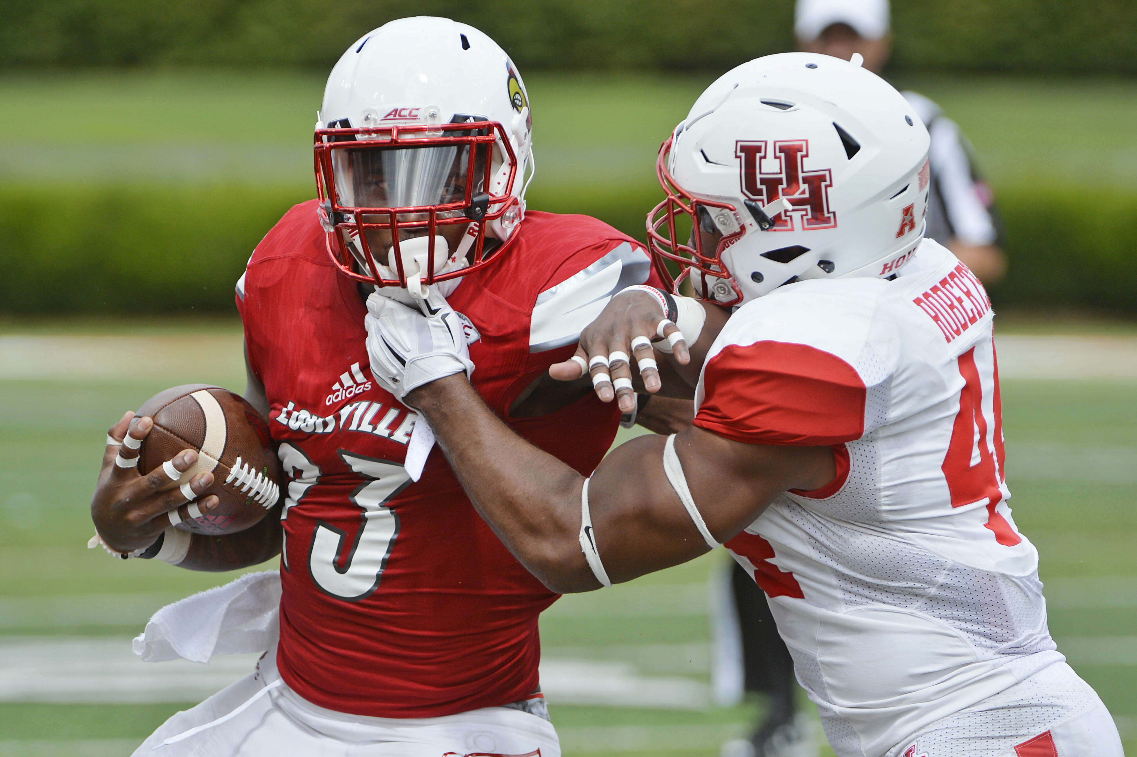 Louisville vs. Houston is an example of college football scheduling going right