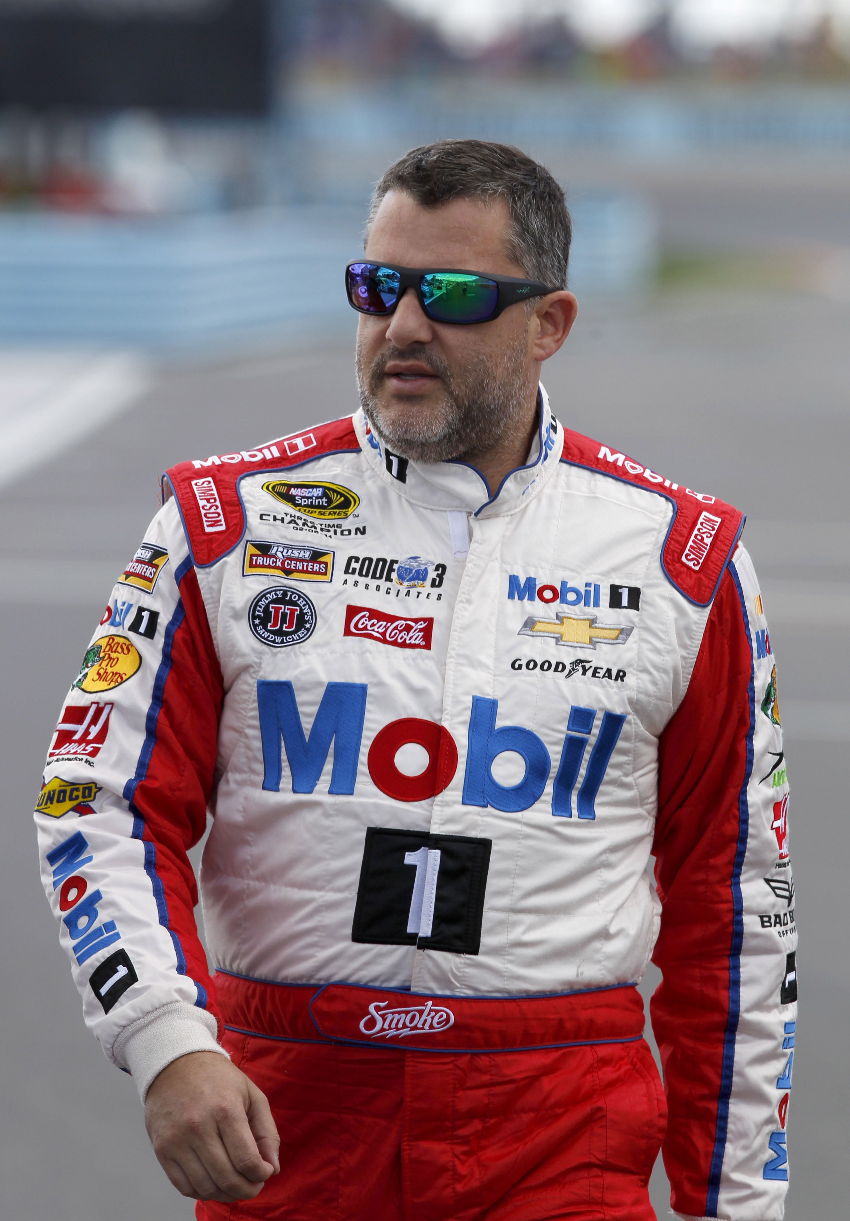 Tony Stewart's legacy is both marked by excellence and marred by controversy