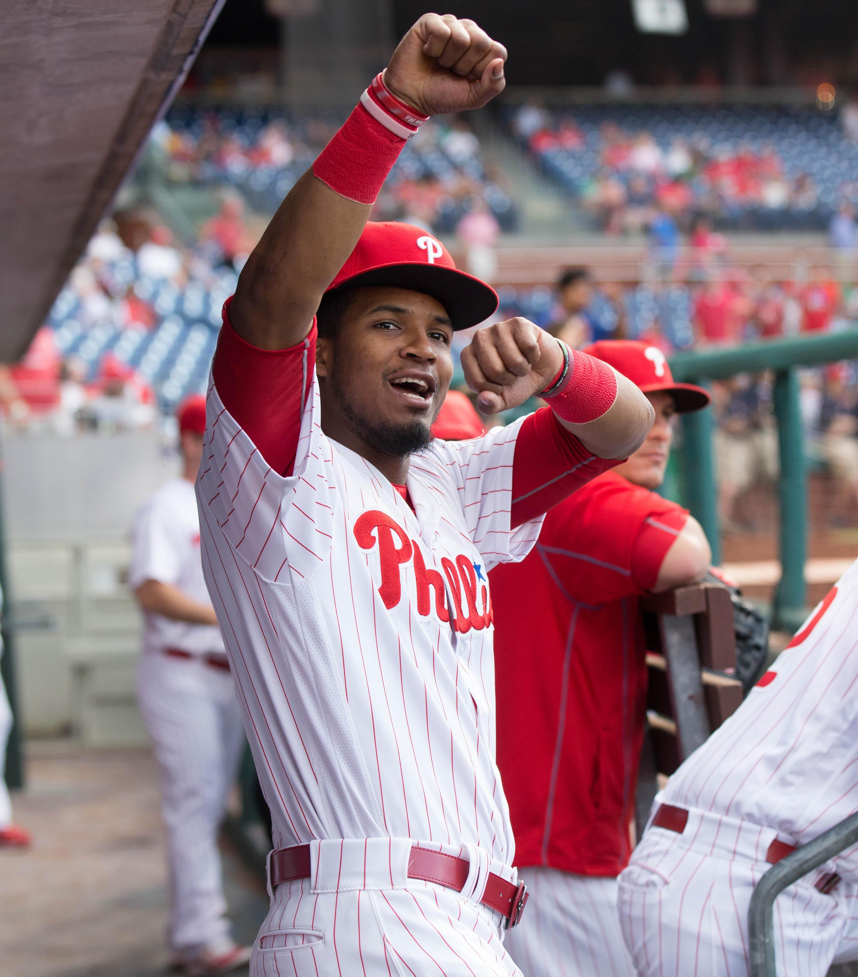 MLB: St. Louis Cardinals at Philadelphia Phillies