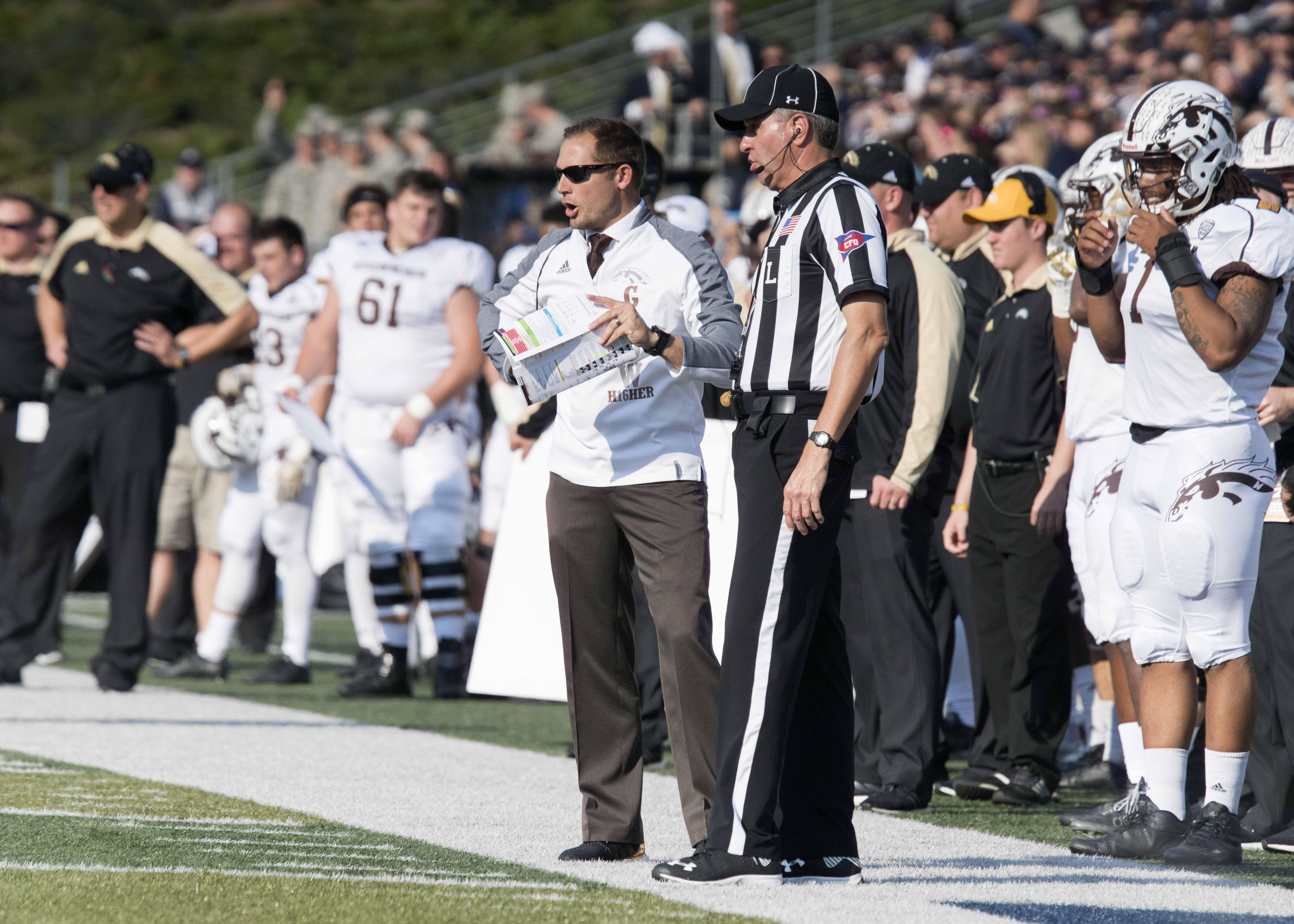 NCAA Football: Western Michigan at Akron
