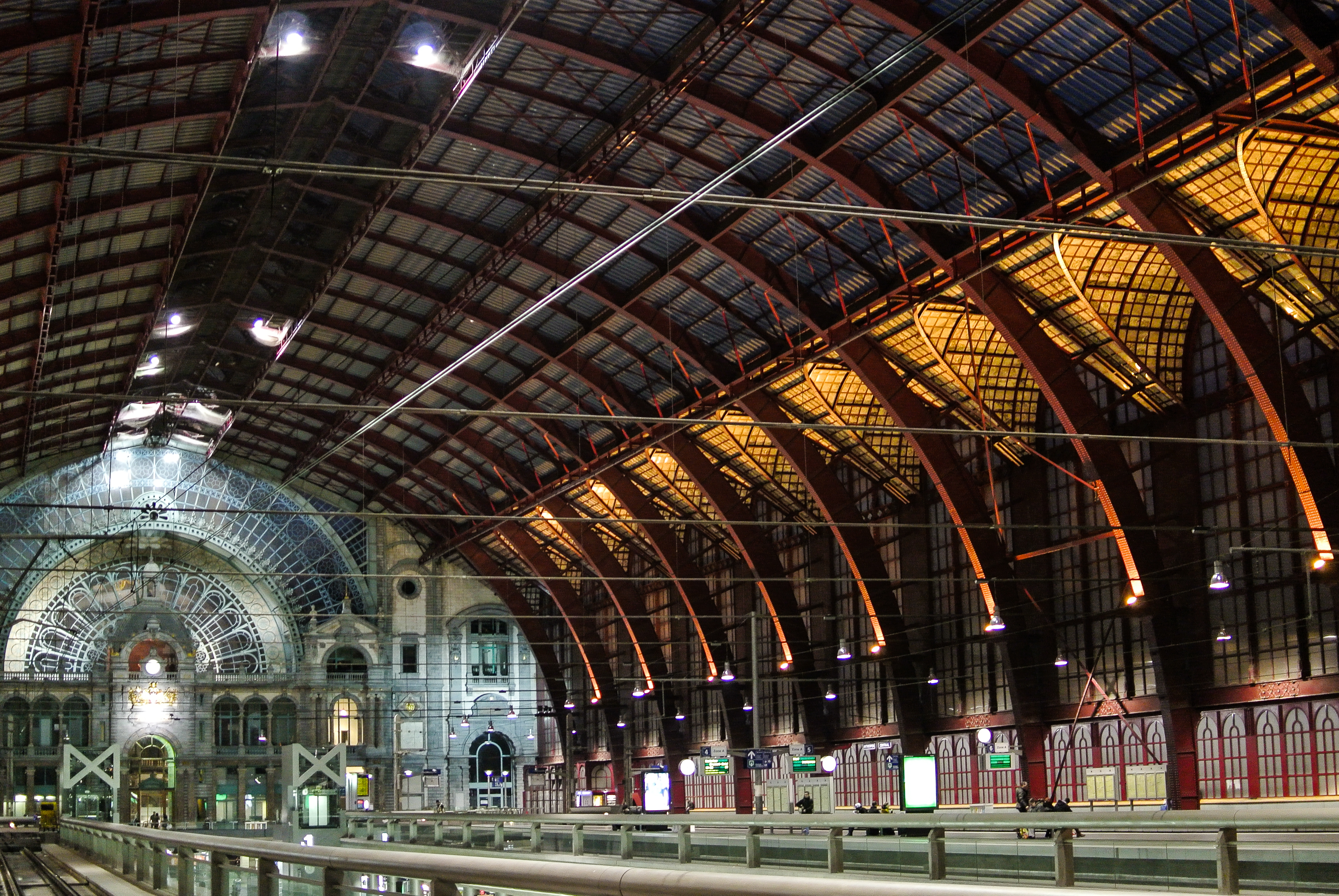 15 of the world's most beautiful train stations