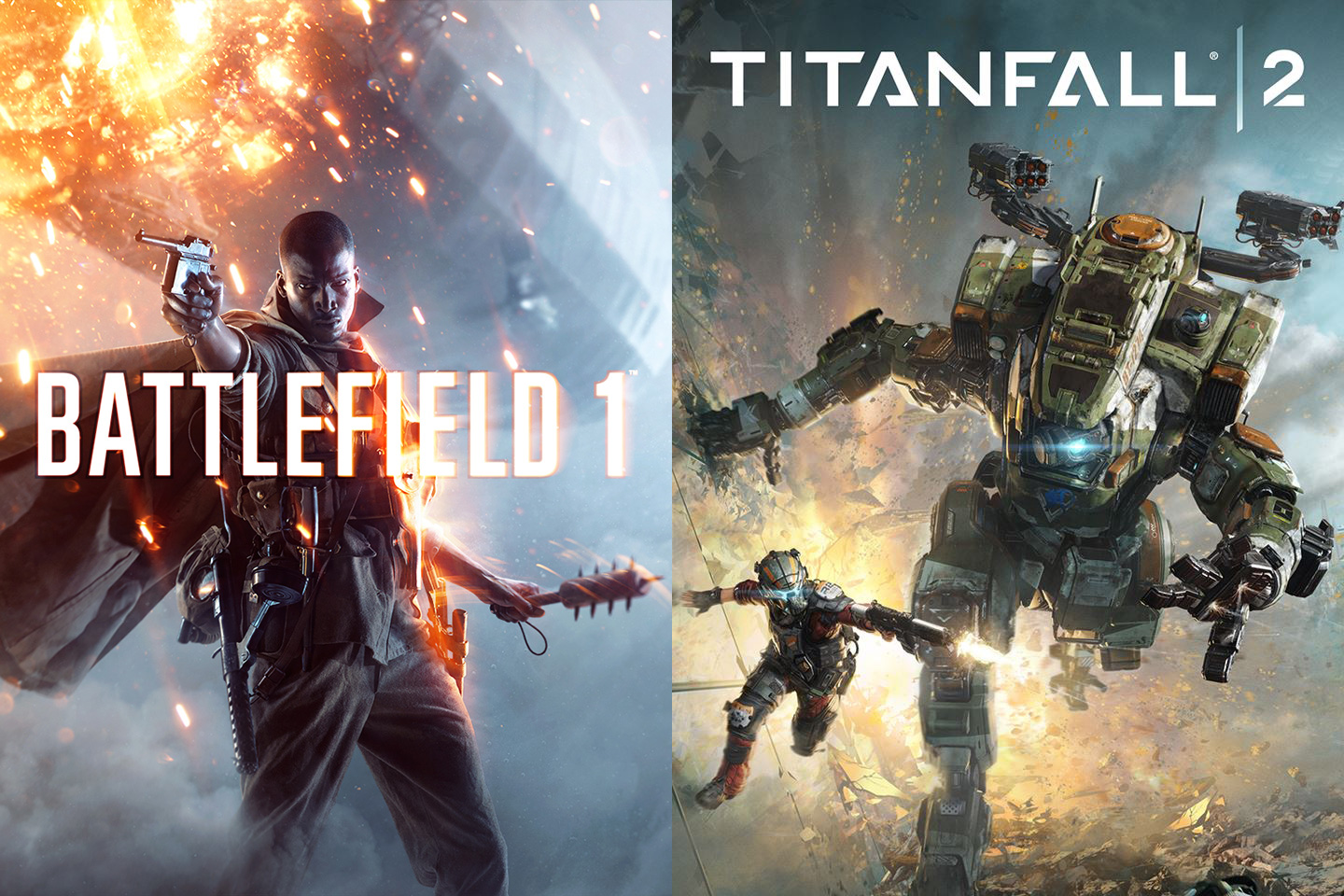 Xbox Live Gold deal: Battlefield 1 and Titanfall 2 for just $75