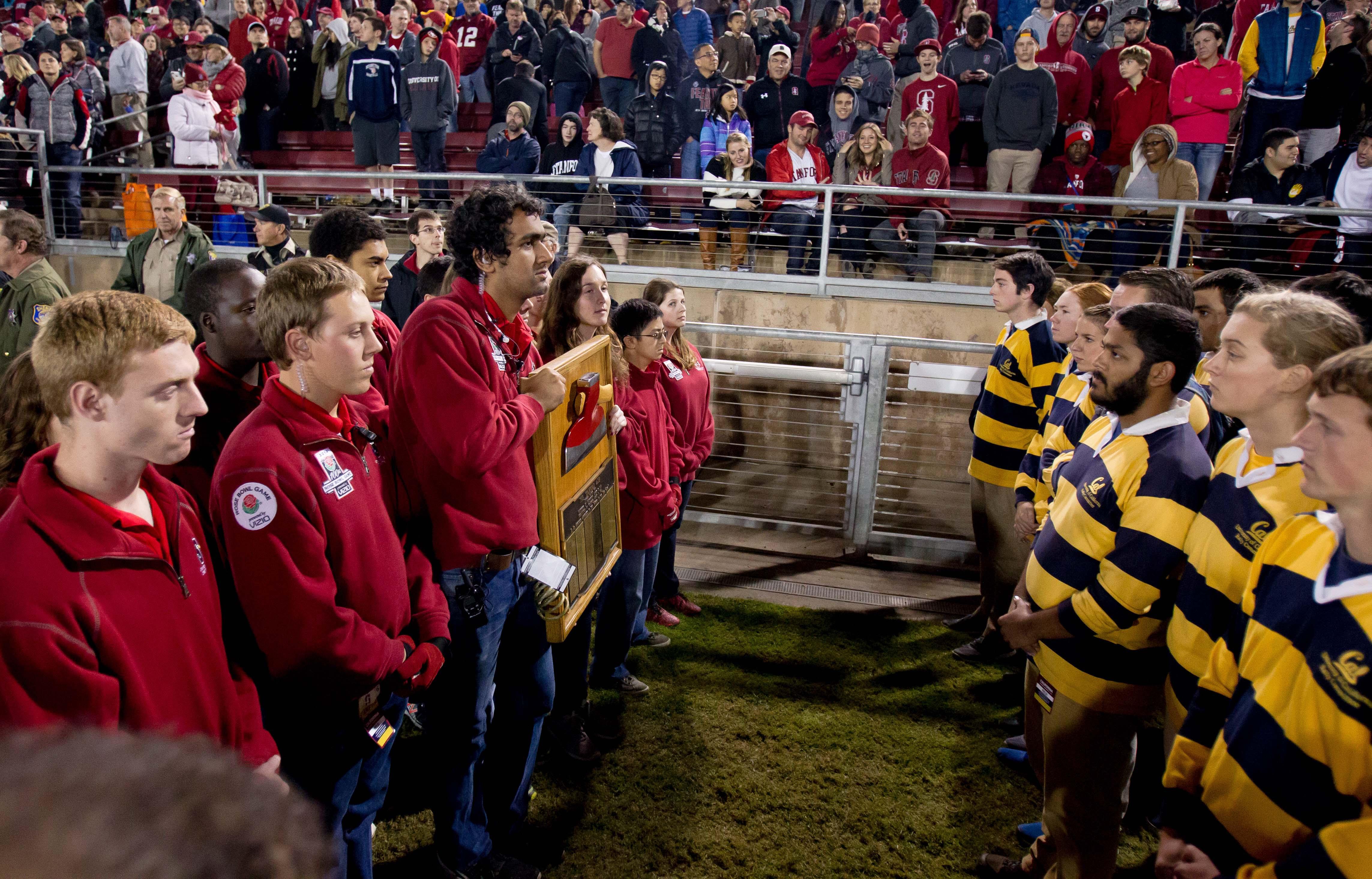NCAA Football: California at Stanford