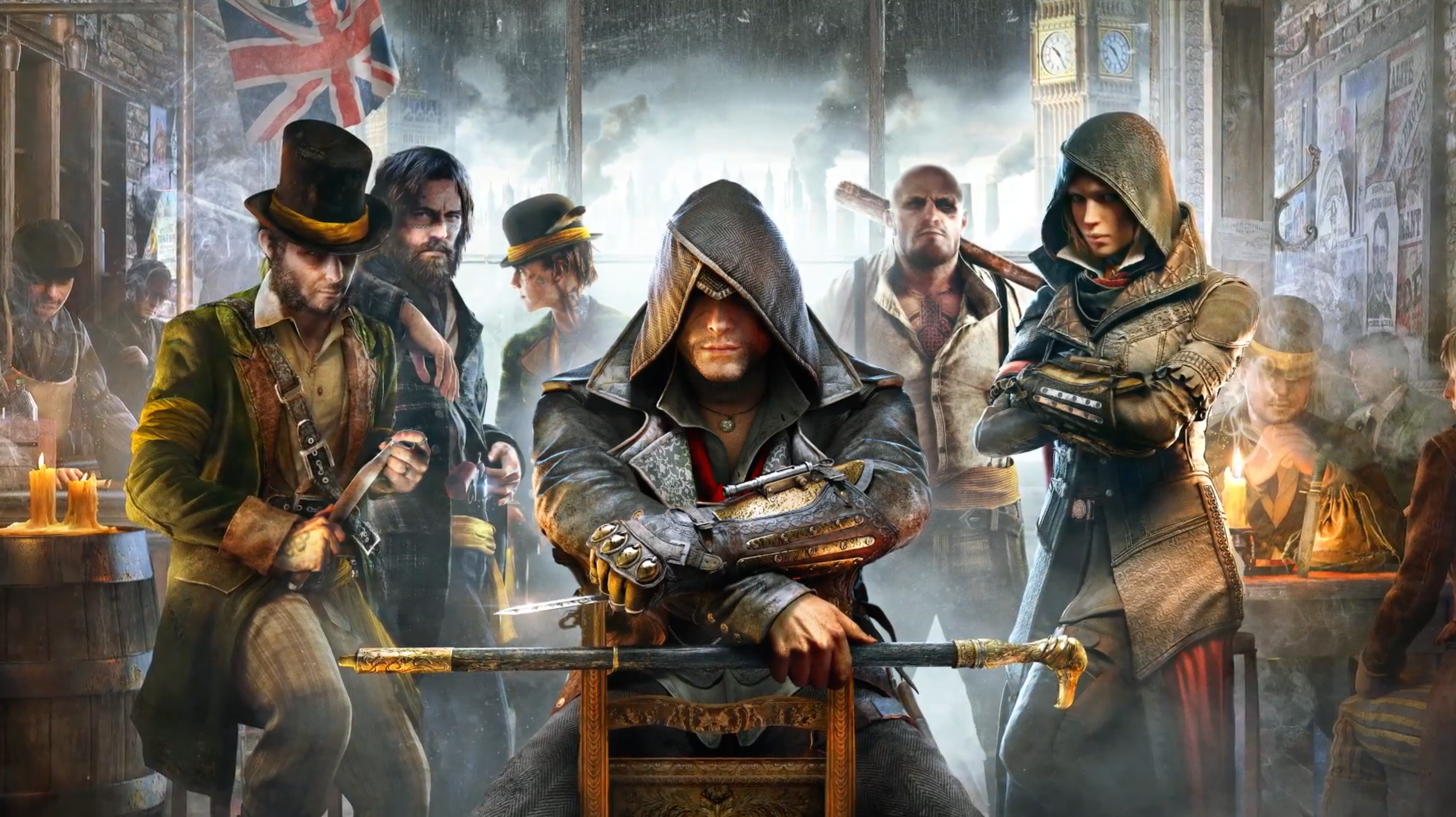 Next Assassin's Creed will herald Ubisoft's new, less scripted narrative approach
