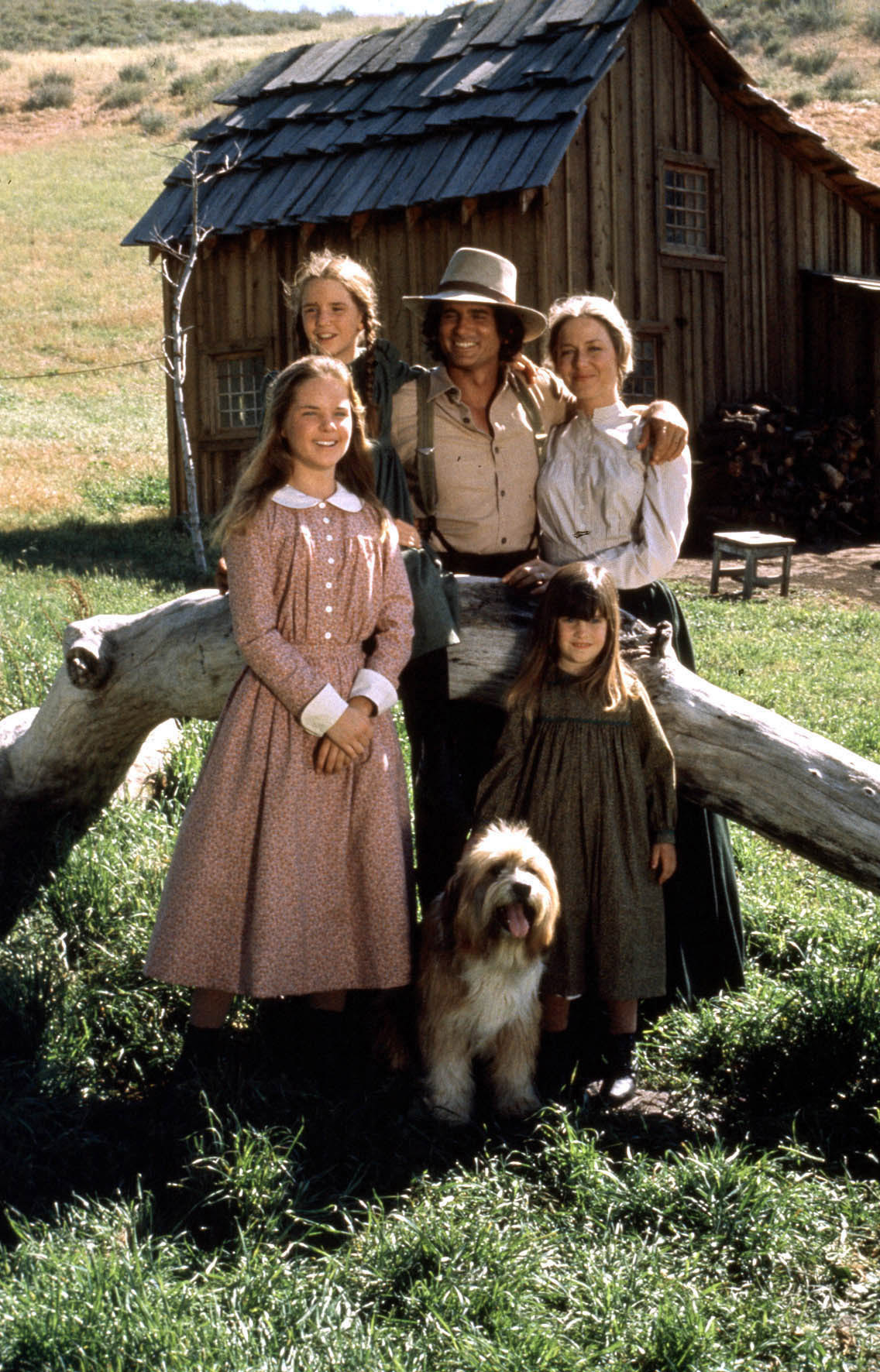 Little House on the Prairie TV show.