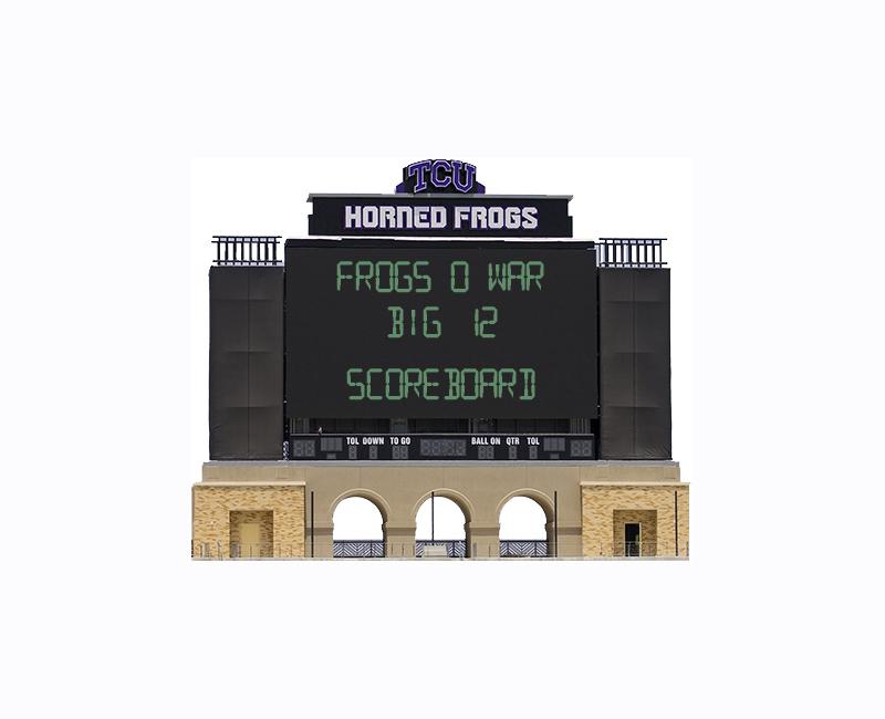 Big 12 Scoreboard BIG