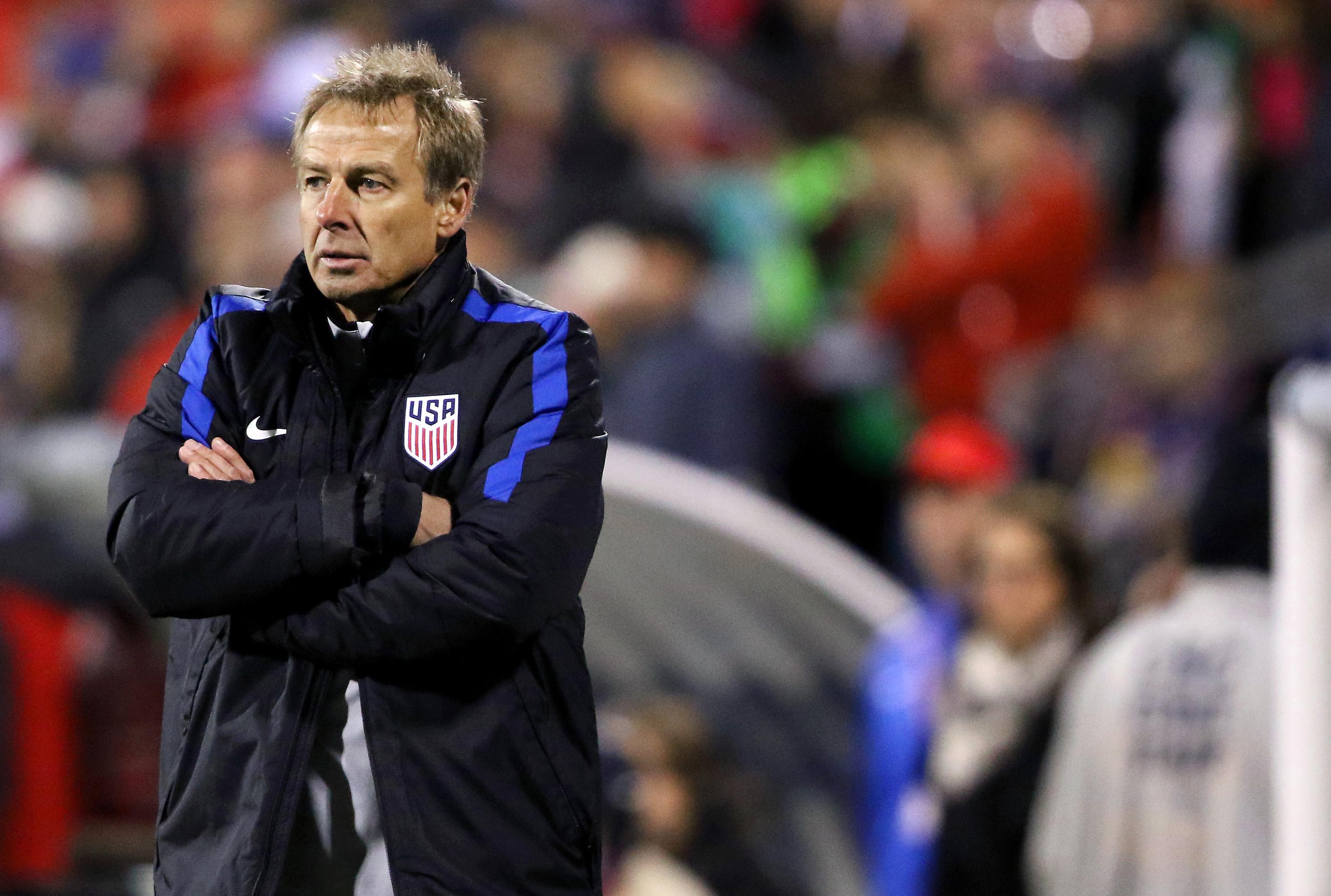 Jurgen Klinsmann fired by U.S. Soccer