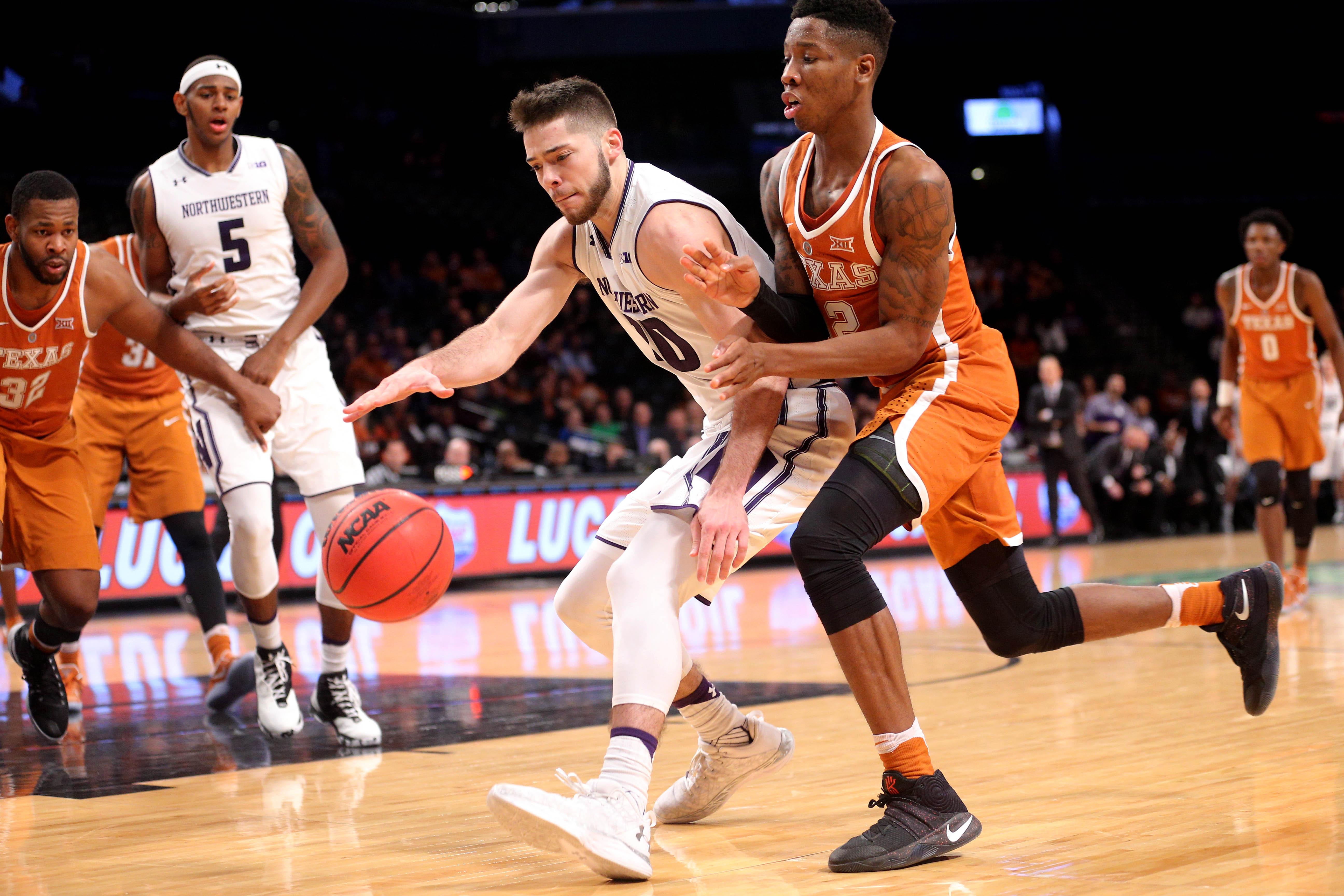 NCAA Basketball: Legends Classic-Texas vs Northwestern