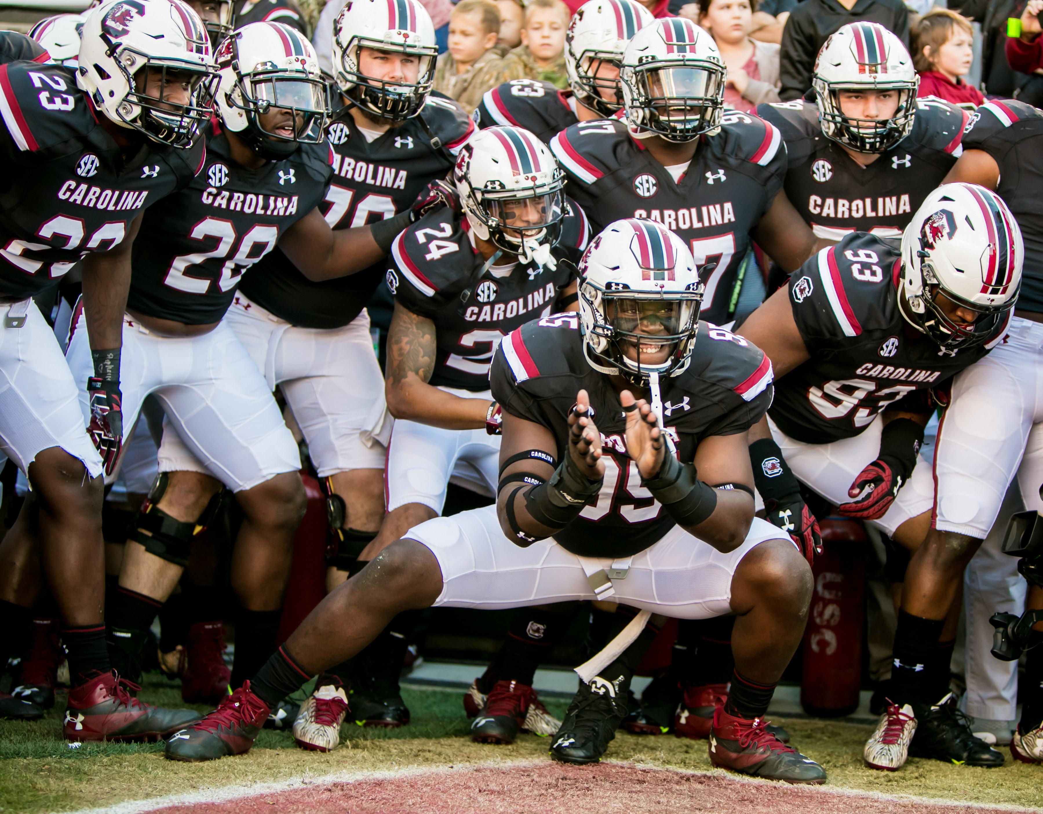 NCAA Football: Western Carolina at South Carolina