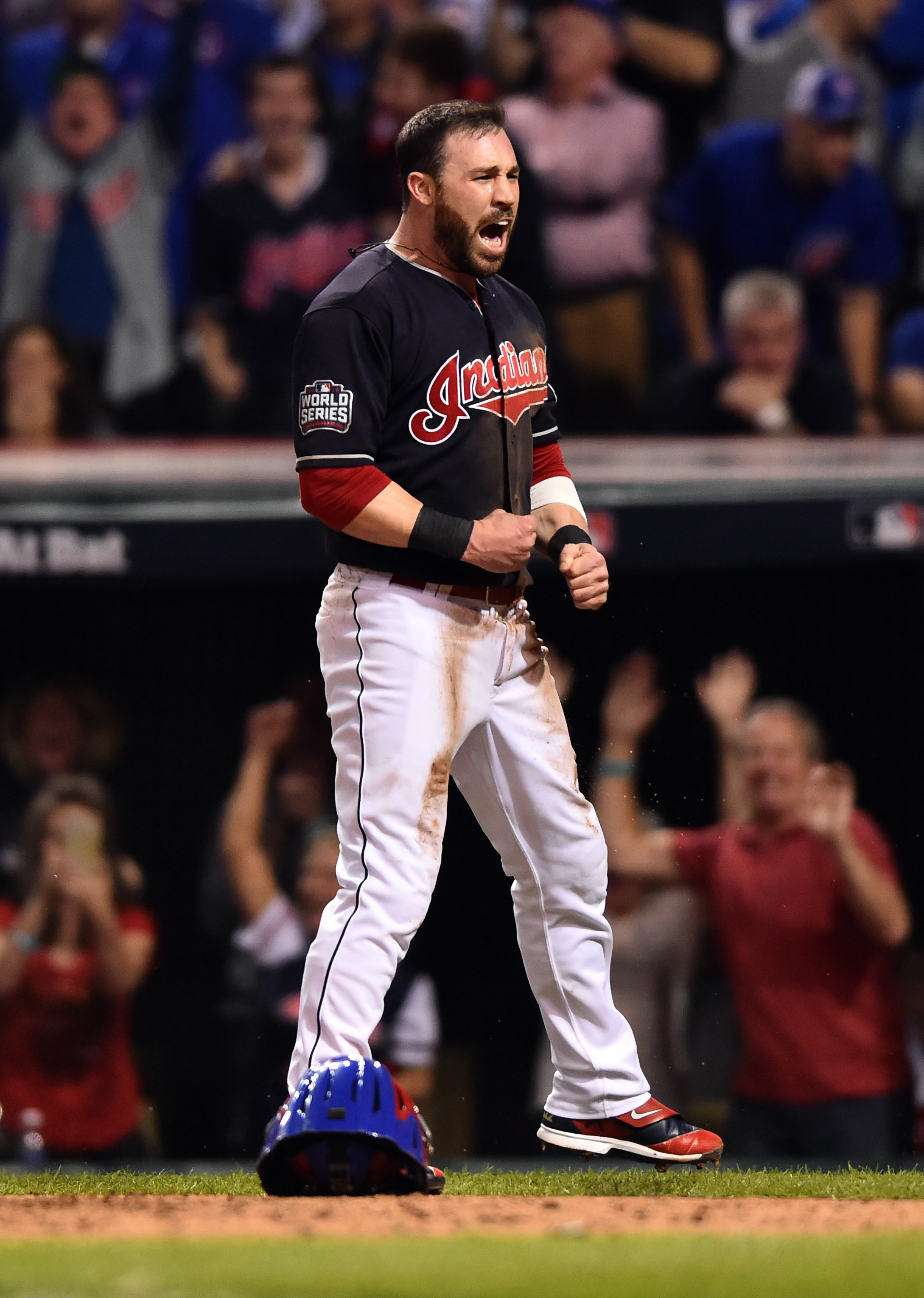The heart and soul of the Cleveland Indians.
